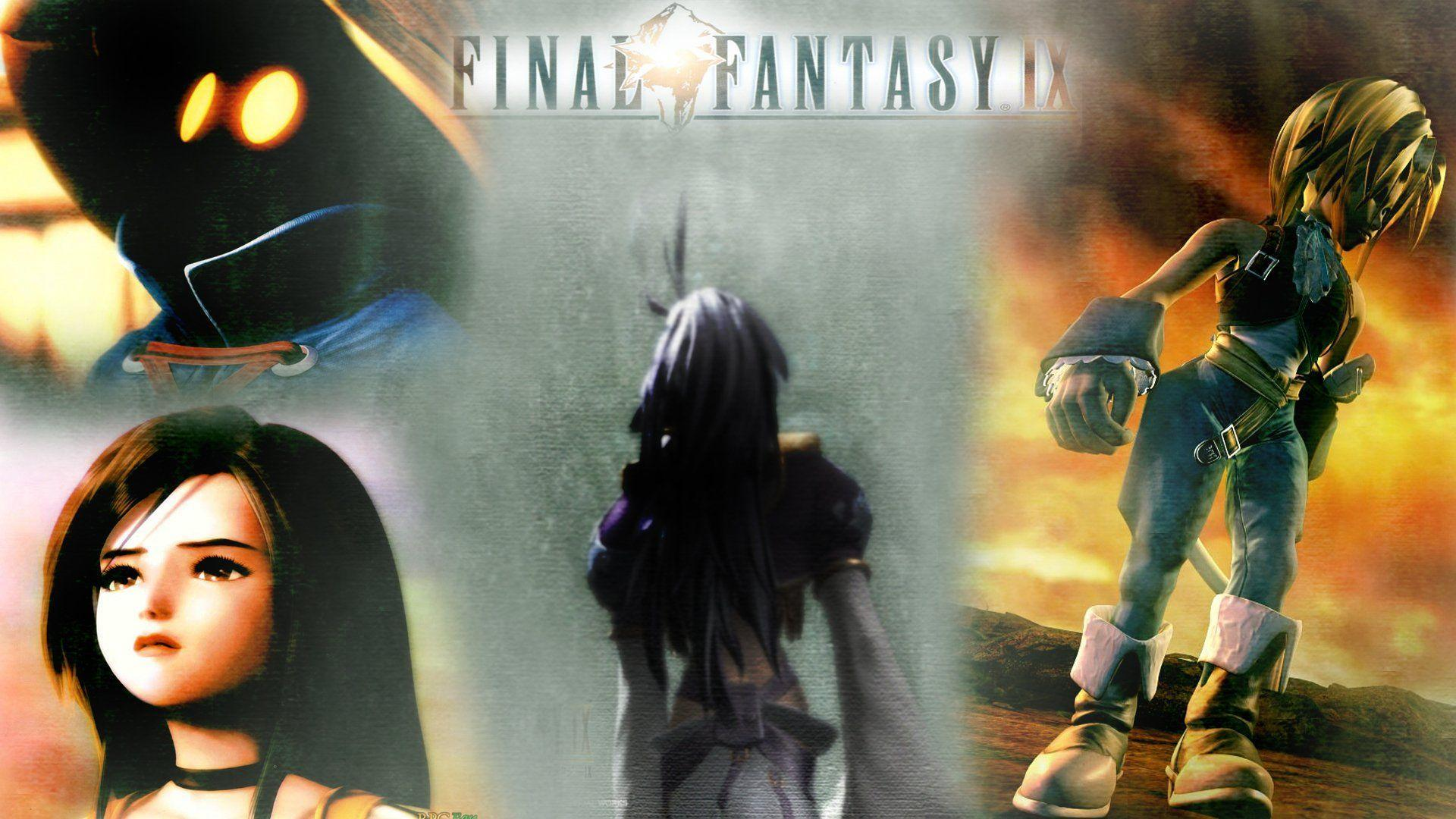 27 Final Fantasy IX HD Wallpapers
