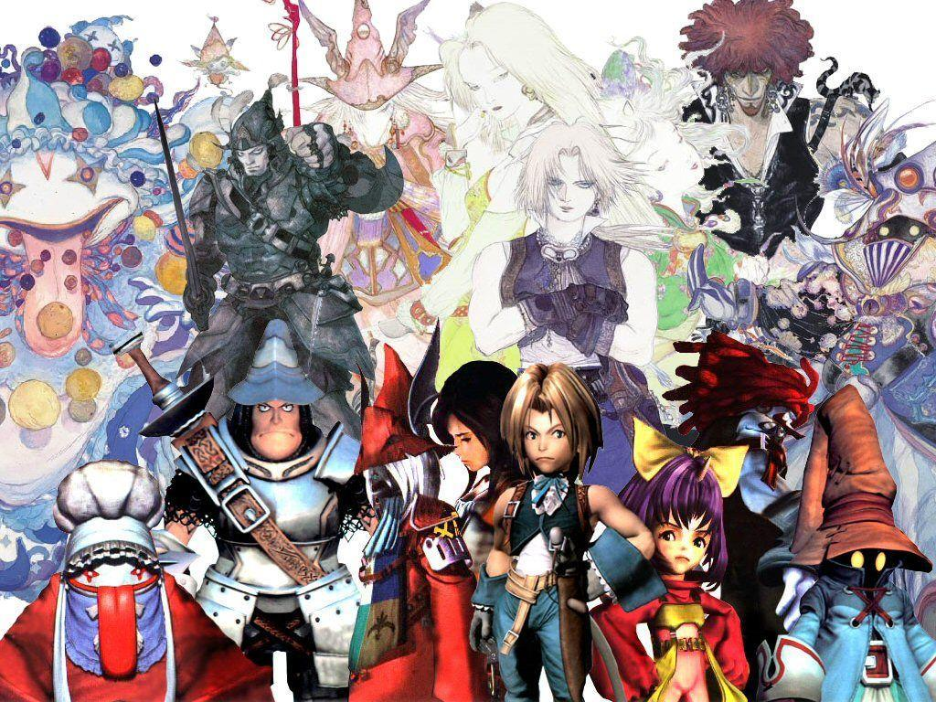 Final Fantasy RPG Games Free