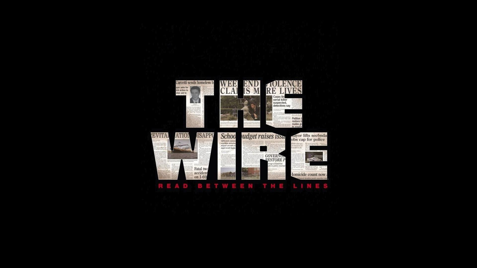 The Wire HD Wallpapers