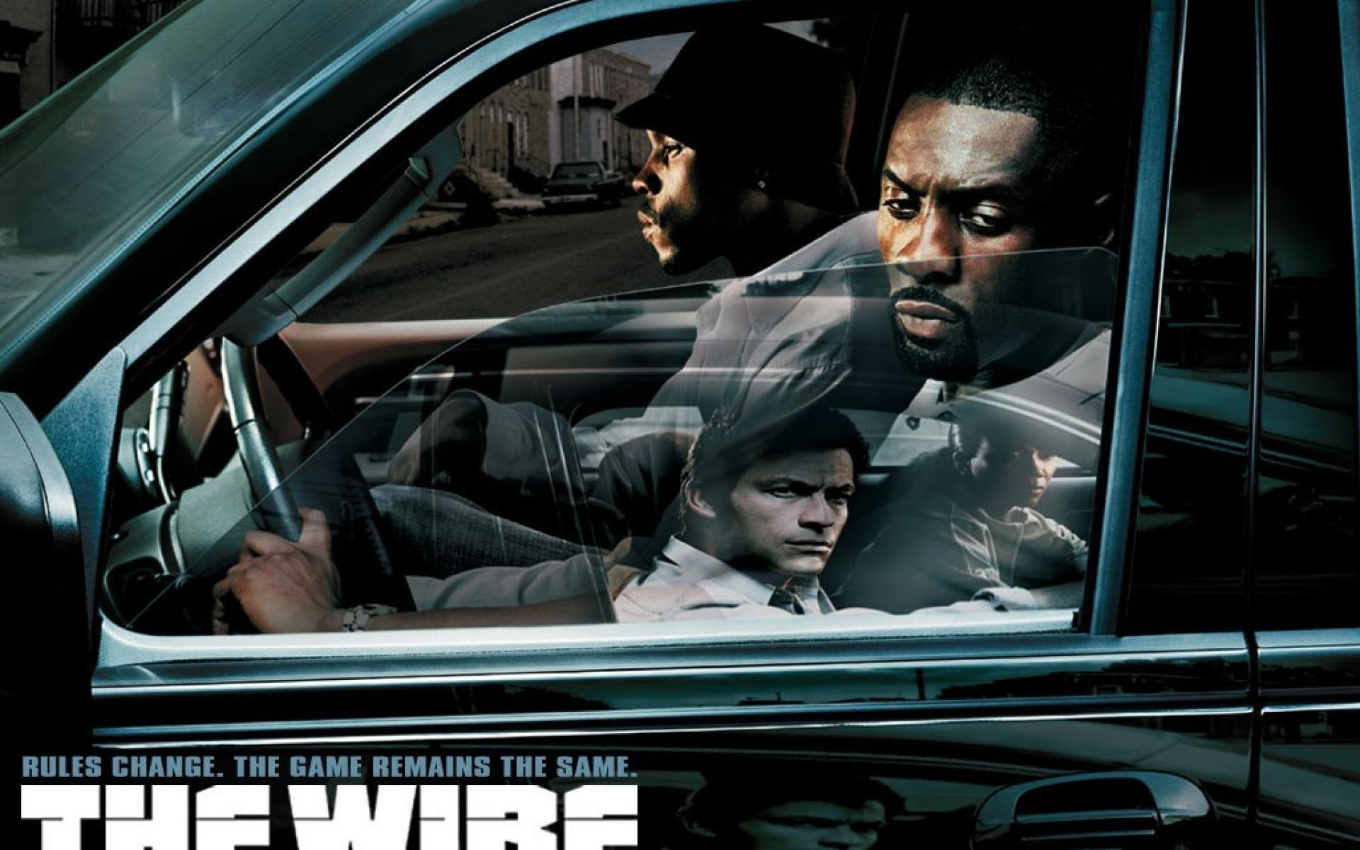 The Wire Hd Stream