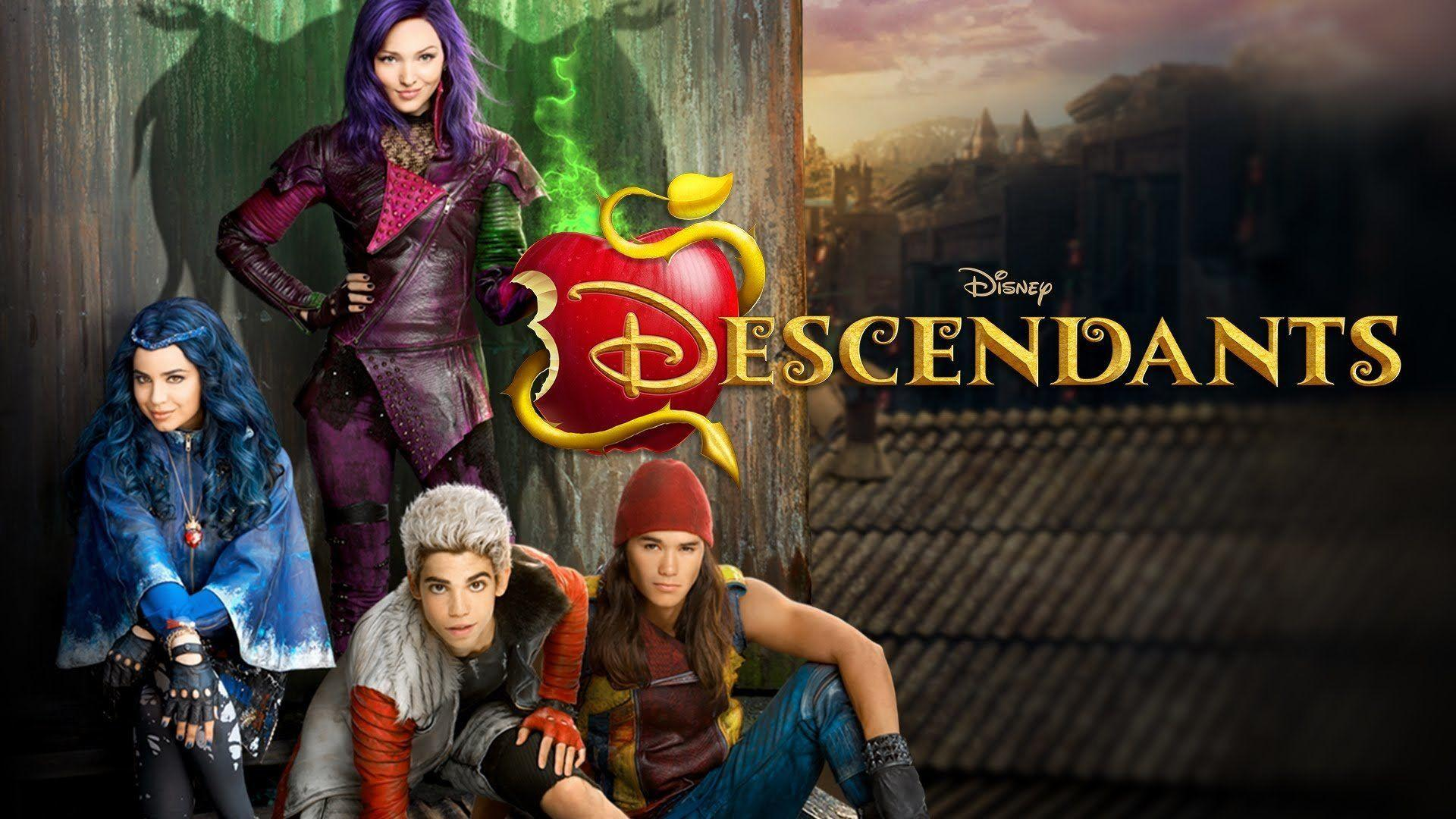 3 Descendants HD Wallpapers | Backgrounds - Wallpaper Abyss