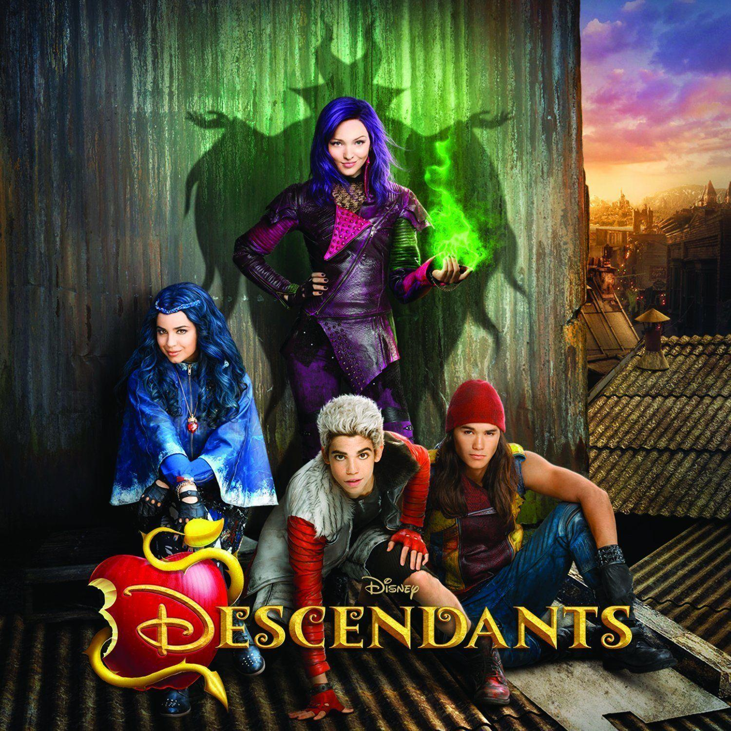 Descendants Wallpaper Background, 45 High Quality Descendants .