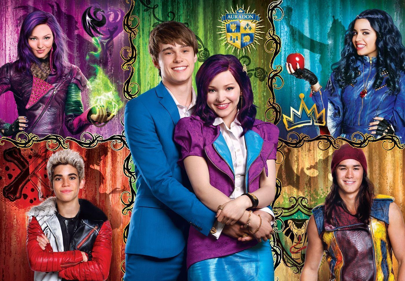 Descendants Wallpaper For Tablet – High Quality High Resolution .