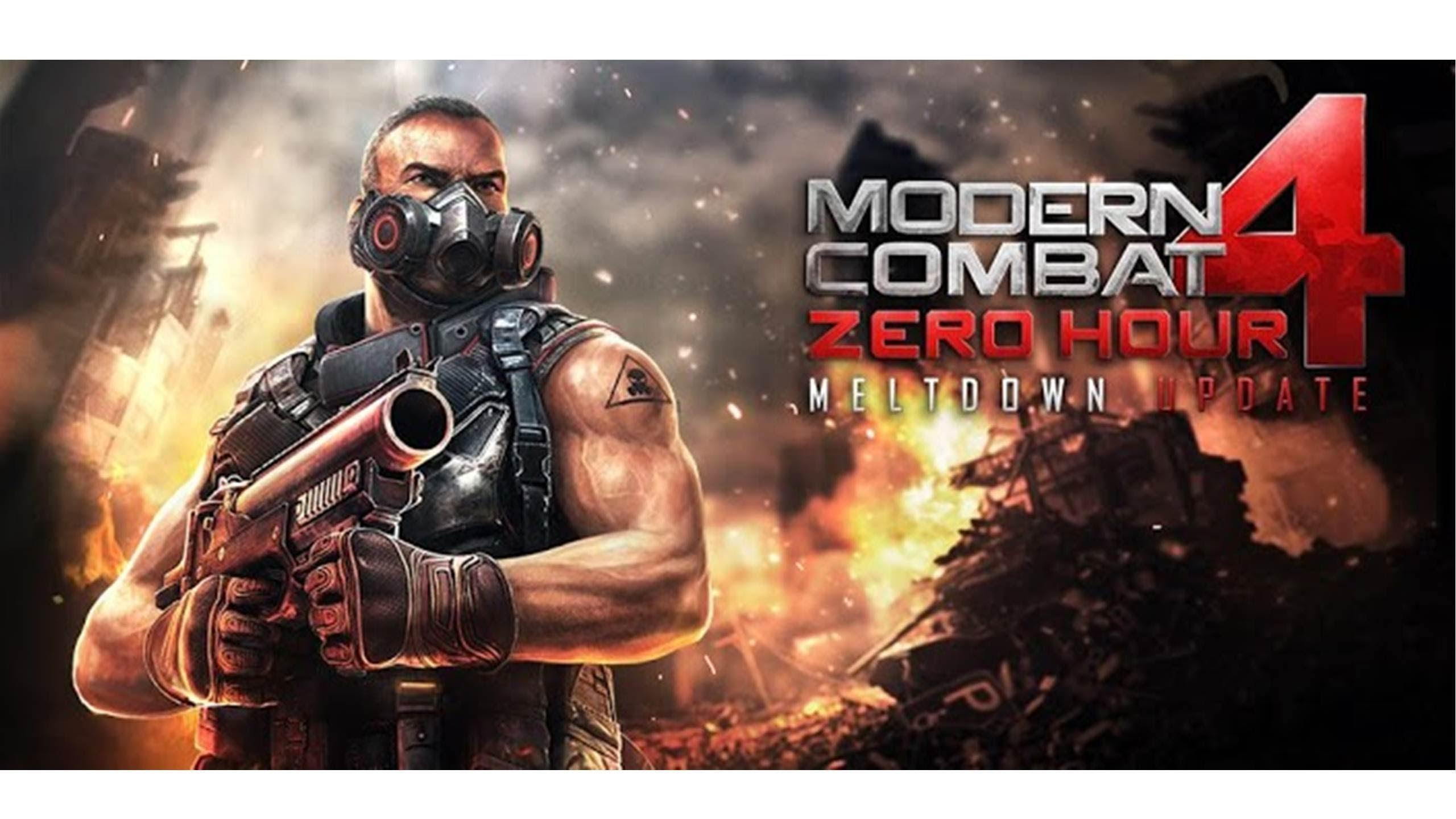 Modern Combat 4: Zero Hour | Download gratis da HTML.it
