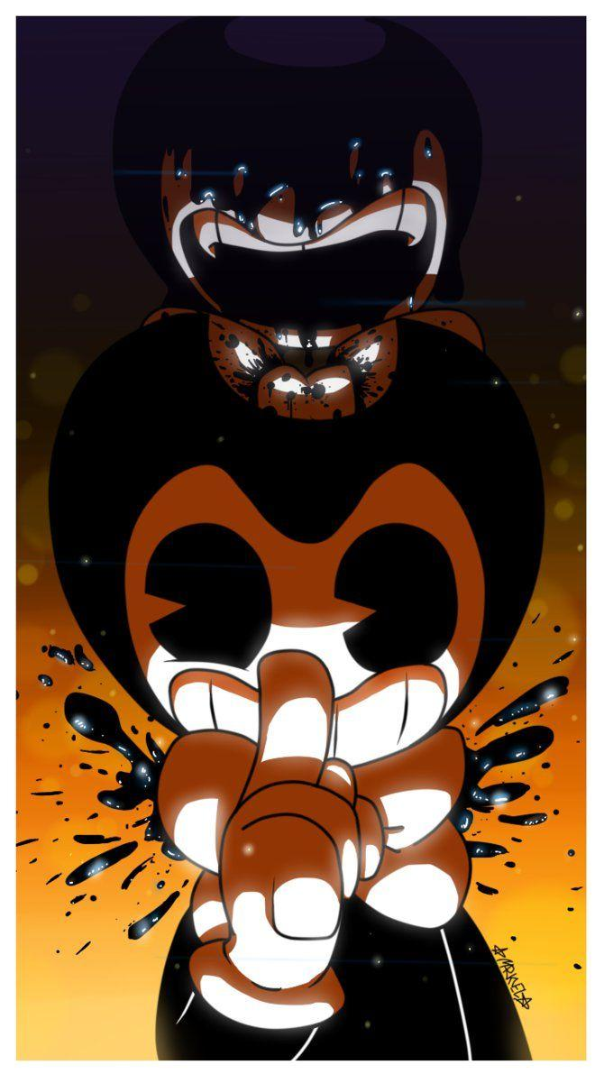 Bendy And The Ink Machine Wallpapers Wallpaper Cave