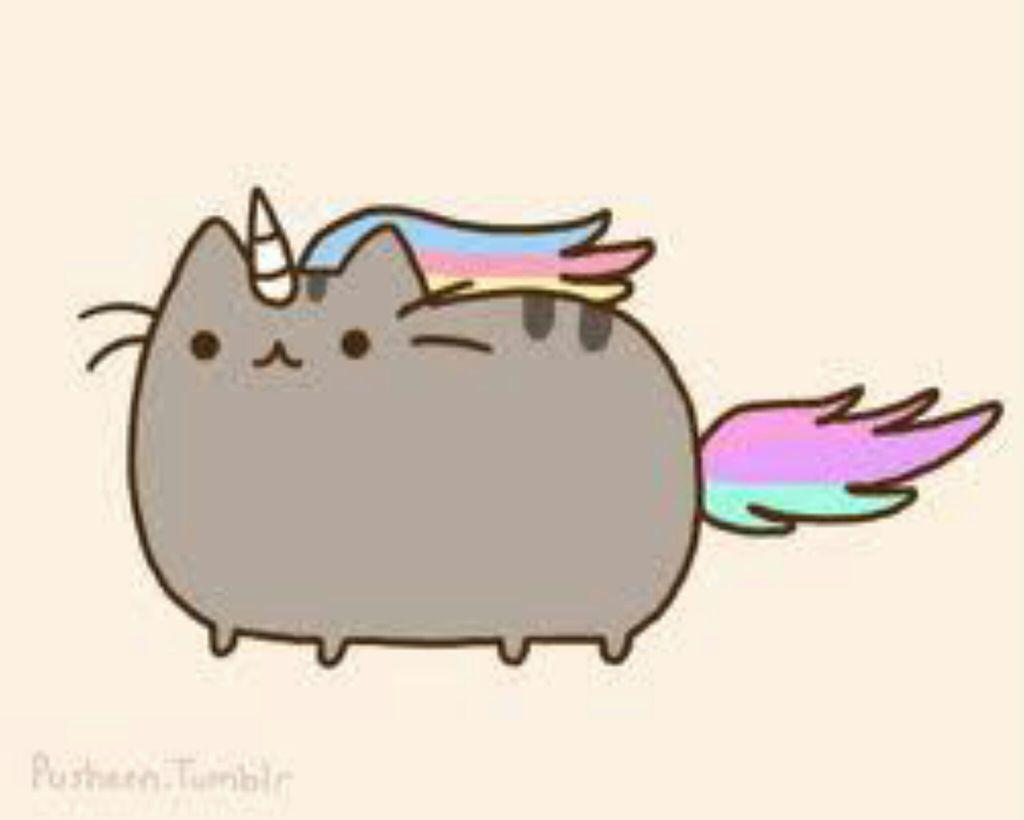 Pusheen Unicorn Wallpapers - Wallpaper Cave