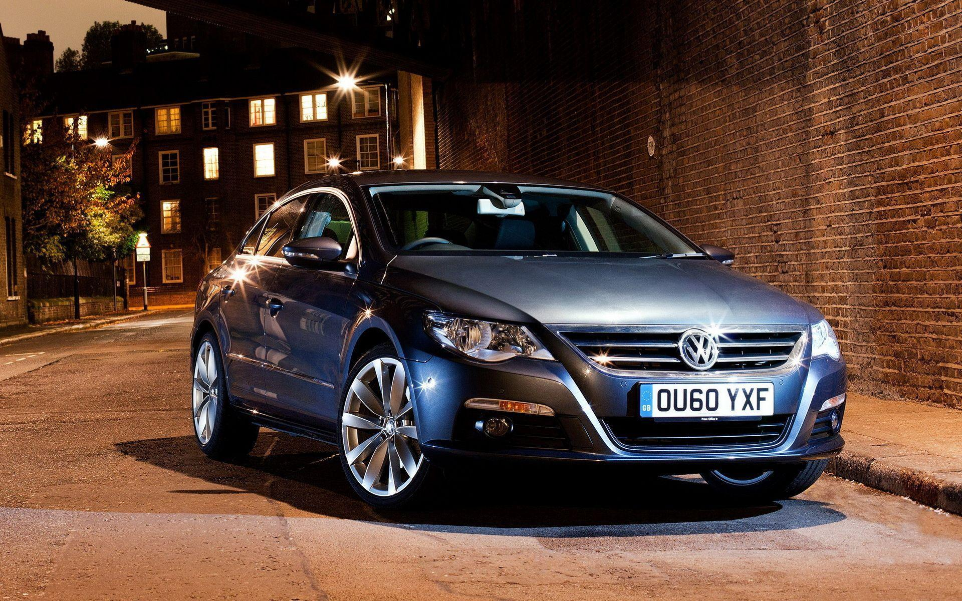 Volkswagen Passat CC wallpapers and images - wallpapers, pictures ...