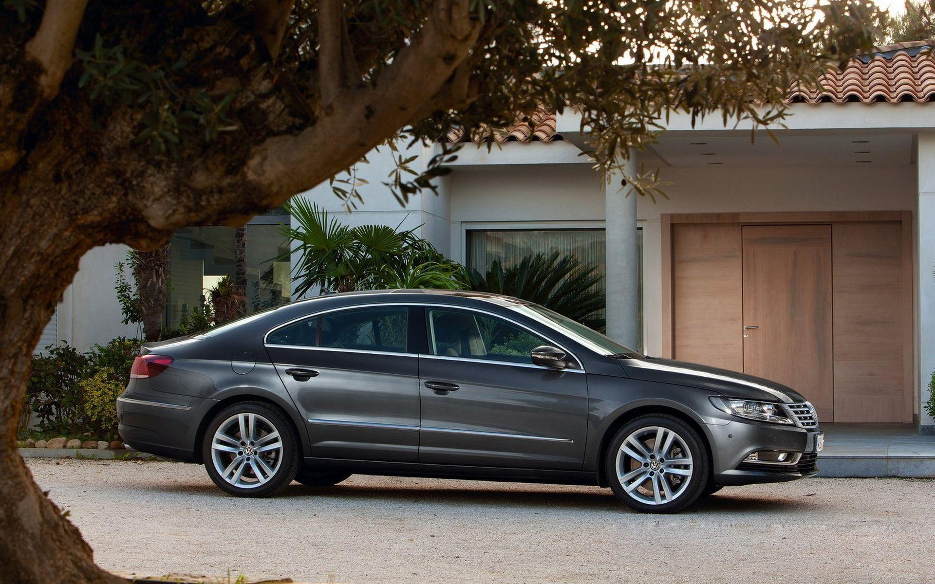 Volkswagen-Passat CC wallpapers and images - wallpapers, pictures ...