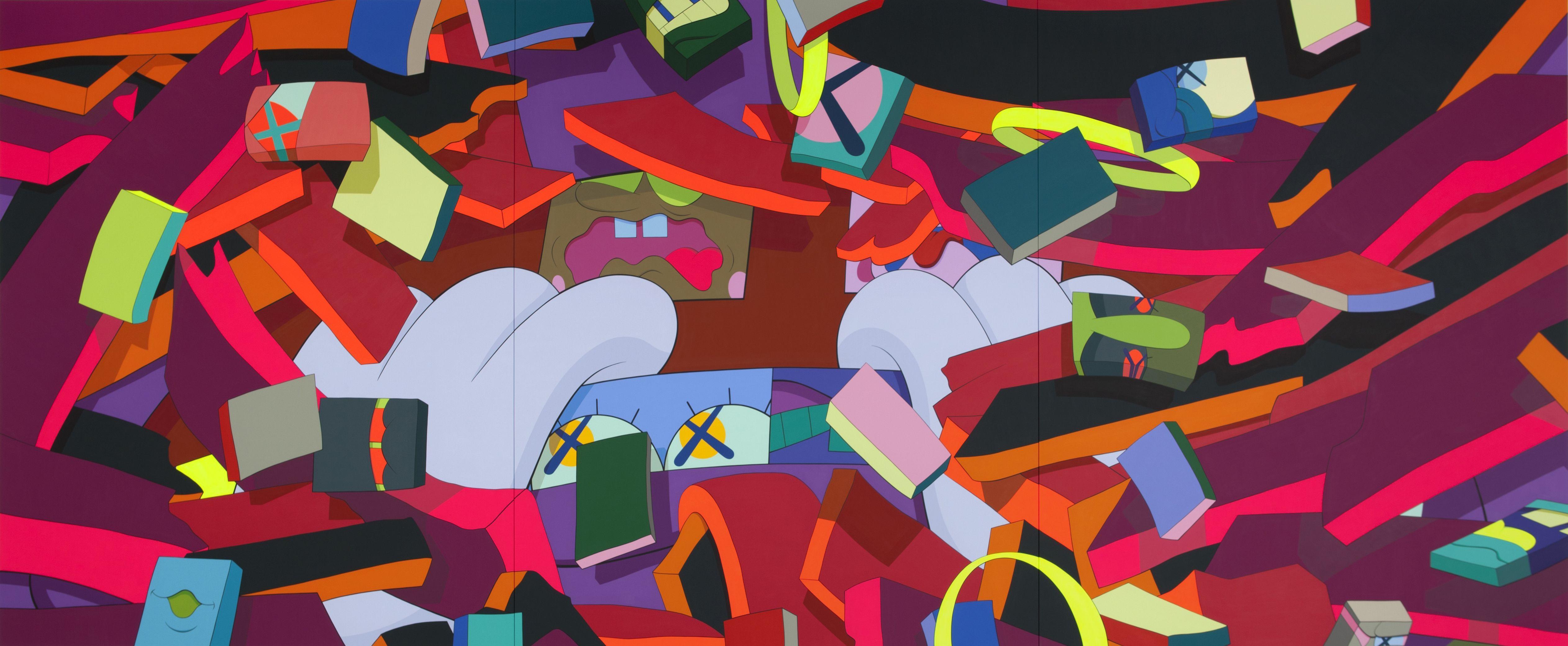 Kaws Wallpapers Wallpaper Cave