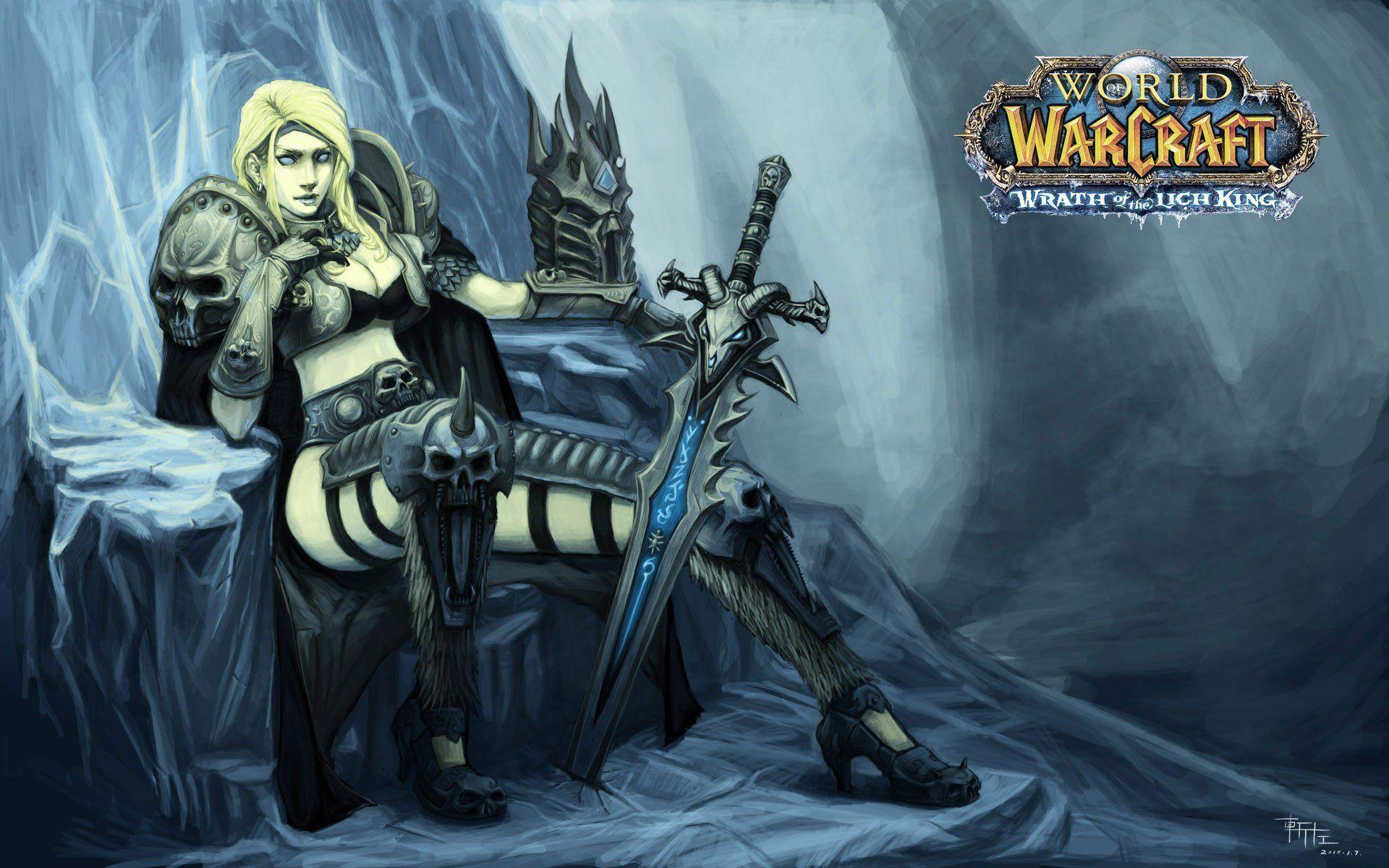 Download sleeping Lady Sylvanas and Jaina Proudmoore  nackt clip