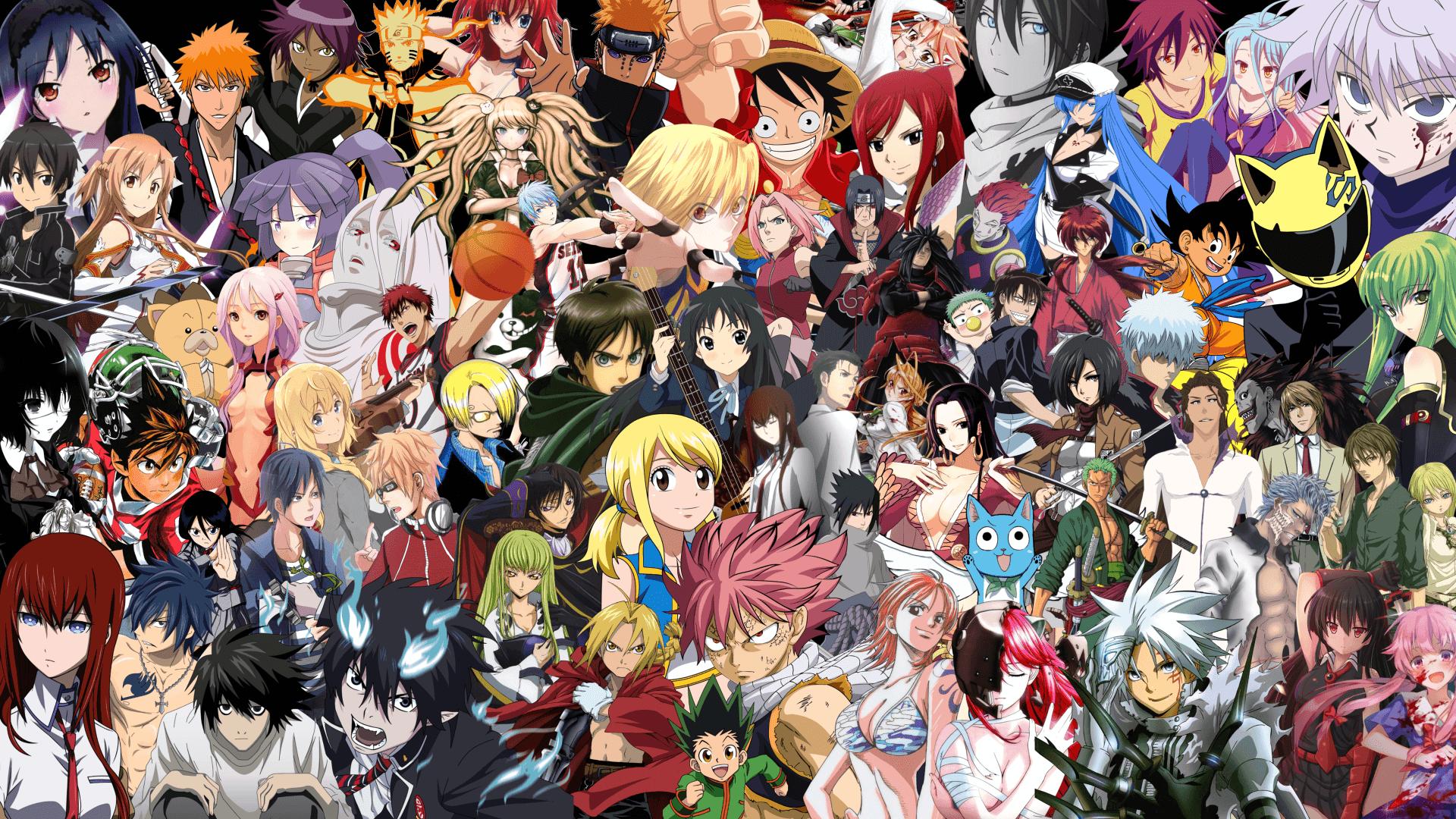 Image Result For Manga Female Wallpapera