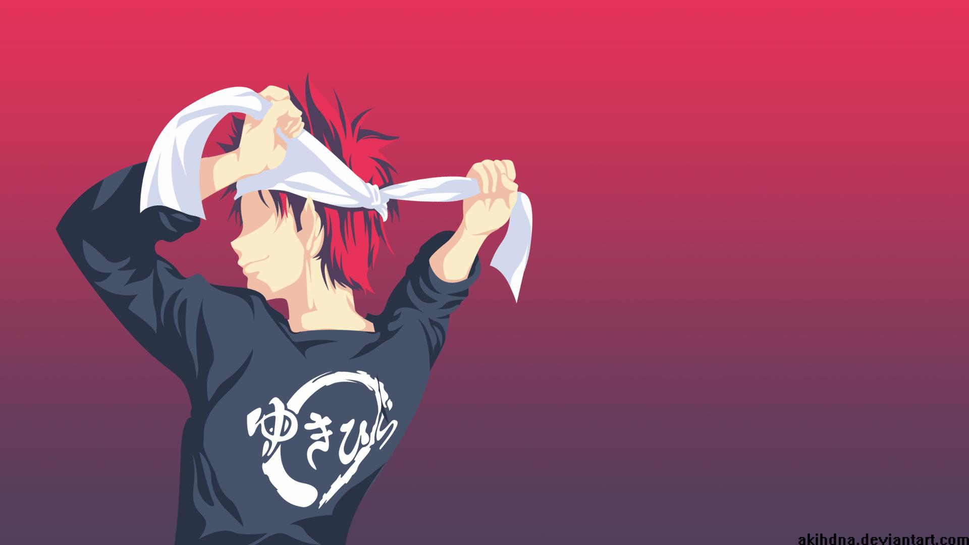 Food Wars!: Shokugeki No Soma Wallpapers - Wallpaper Cave