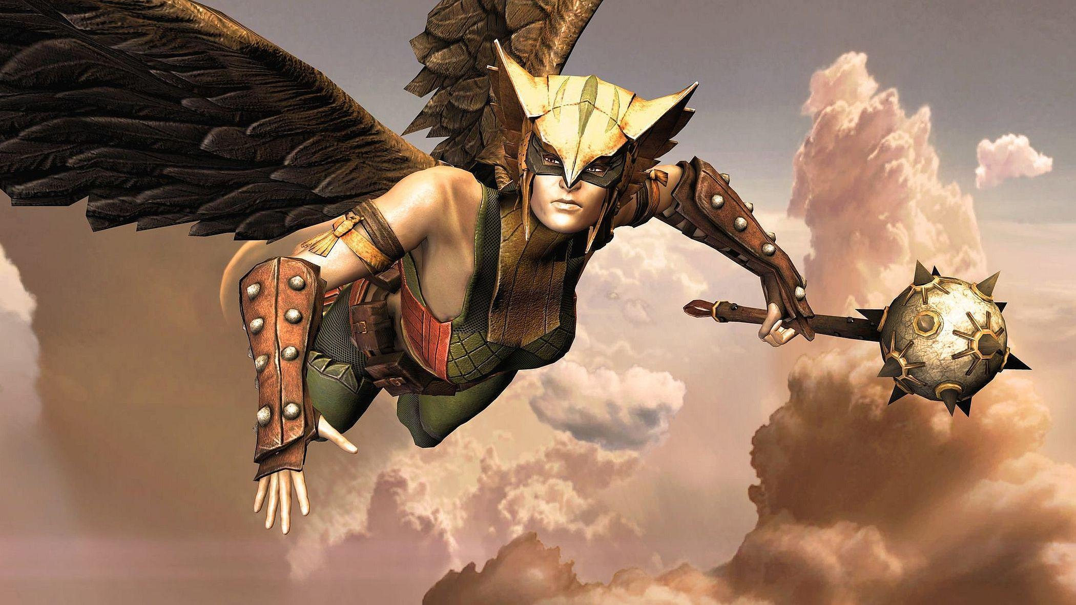 22 Hawkgirl HD Wallpapers | Backgrounds - Wallpaper Abyss