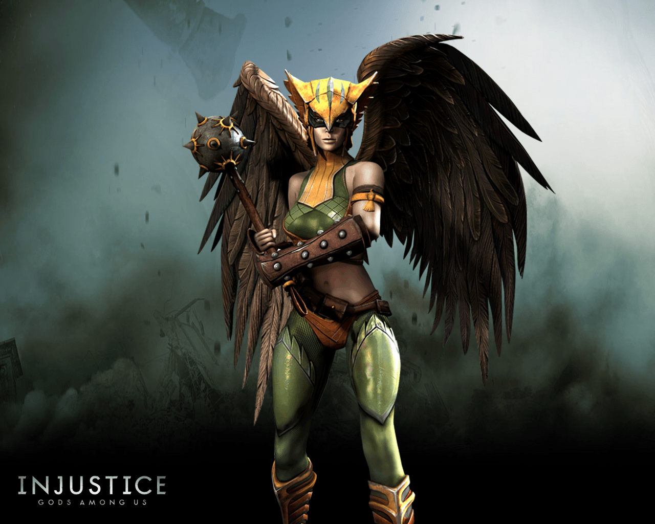 Game Art X: Injustice: Gods Among Us Wallpapers (2)