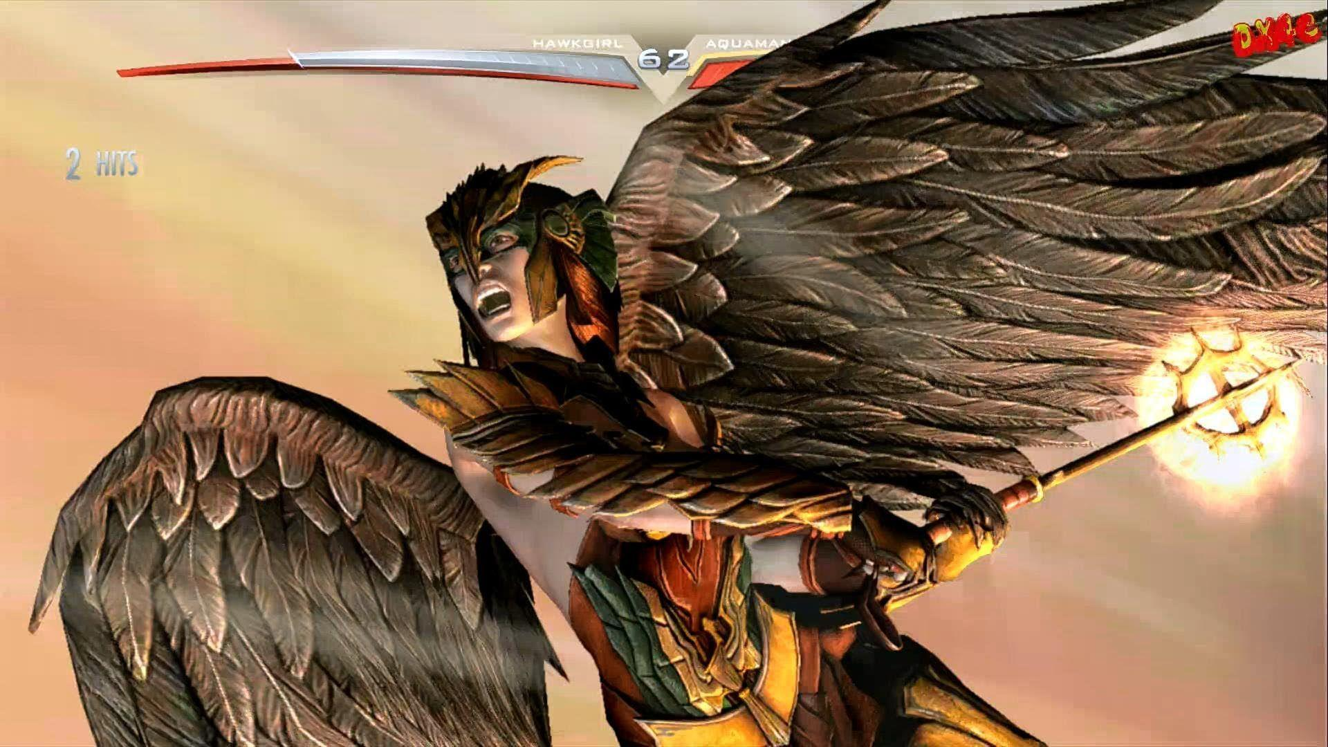 Hawkgirl Injustice Pictures to Pin on Pinterest - PinsDaddy