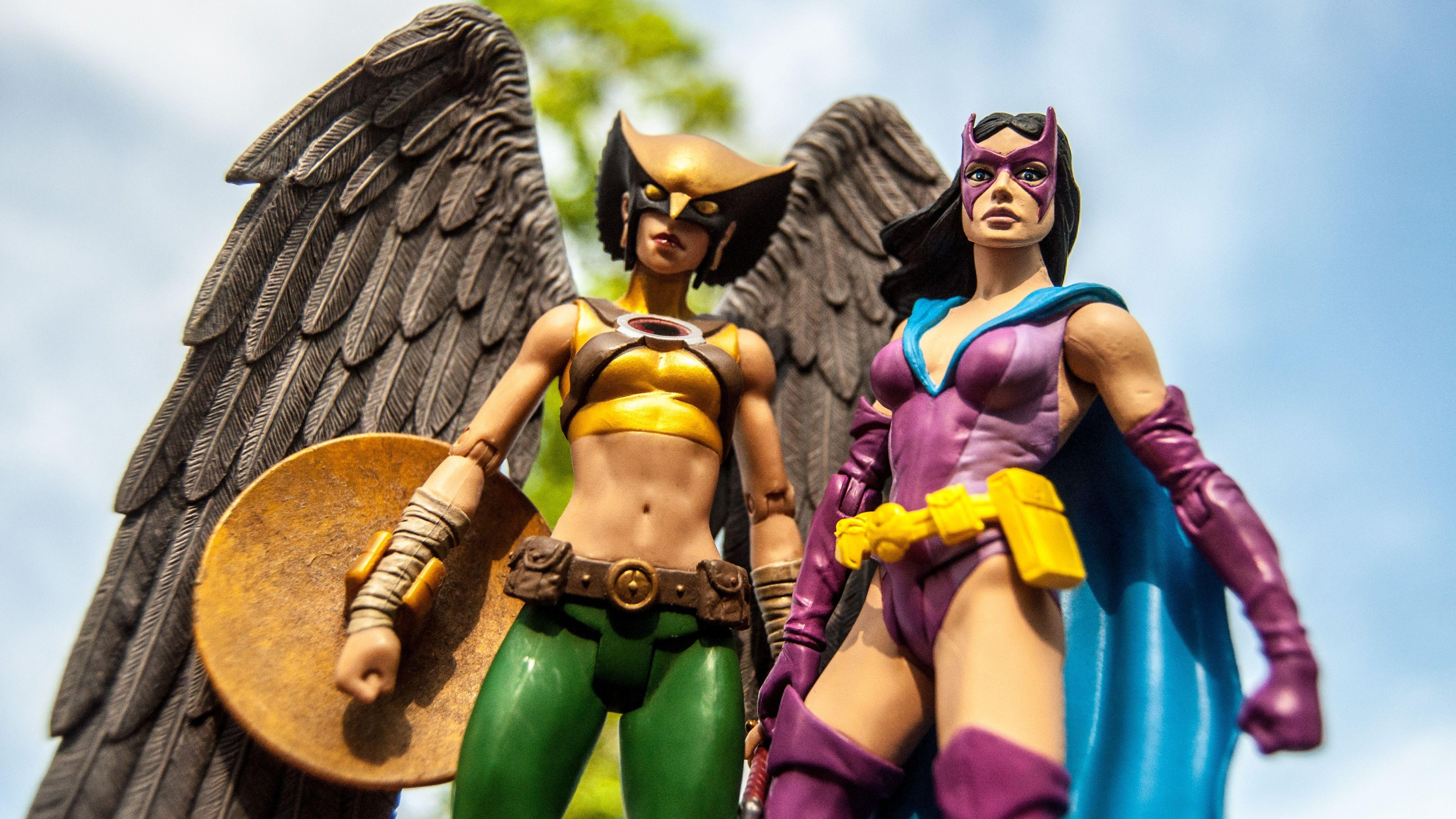 47 Hawkgirl HD Wallpapers | Backgrounds - Wallpaper Abyss