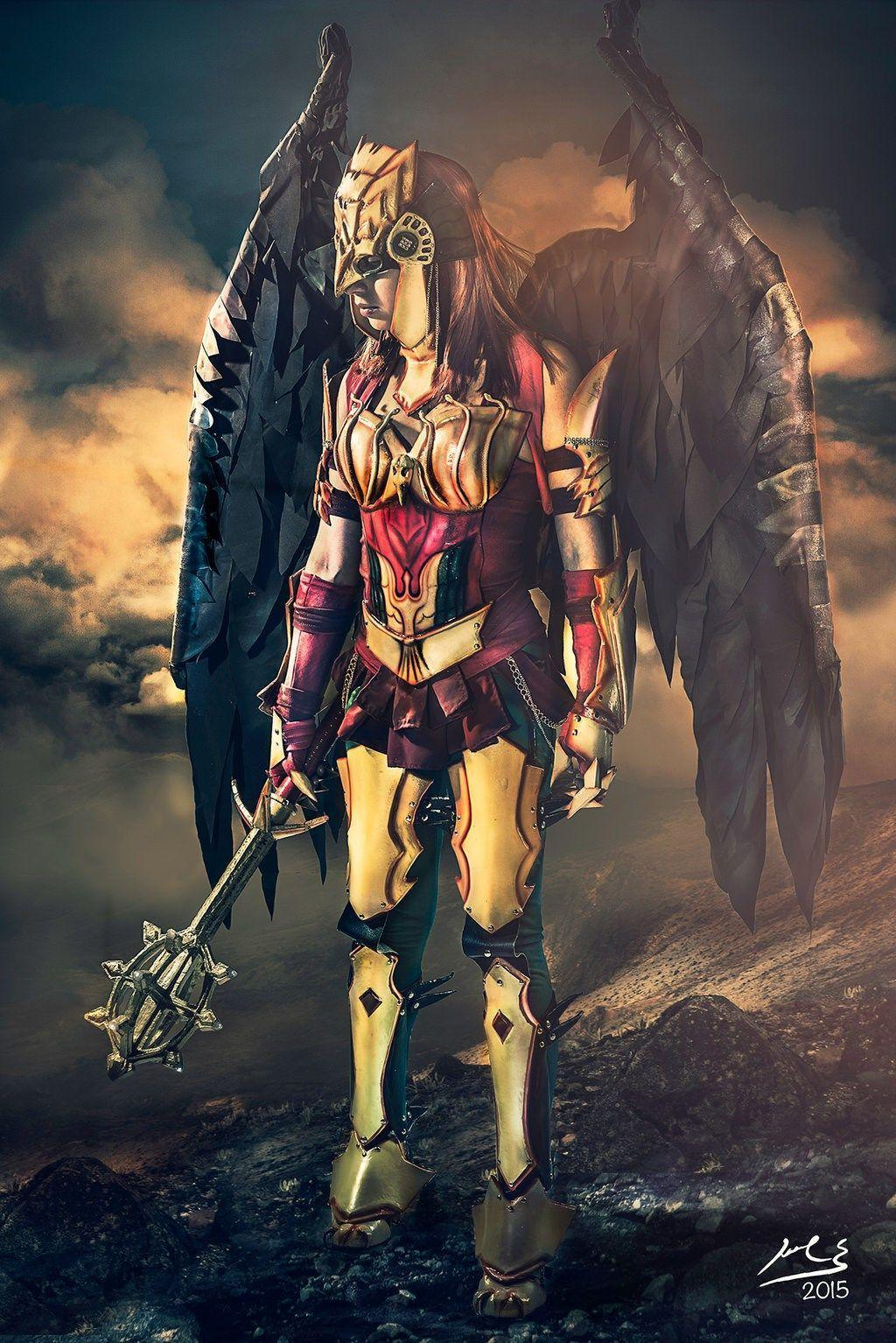 dc hawkgirl wallpapers » Wallppapers Gallery