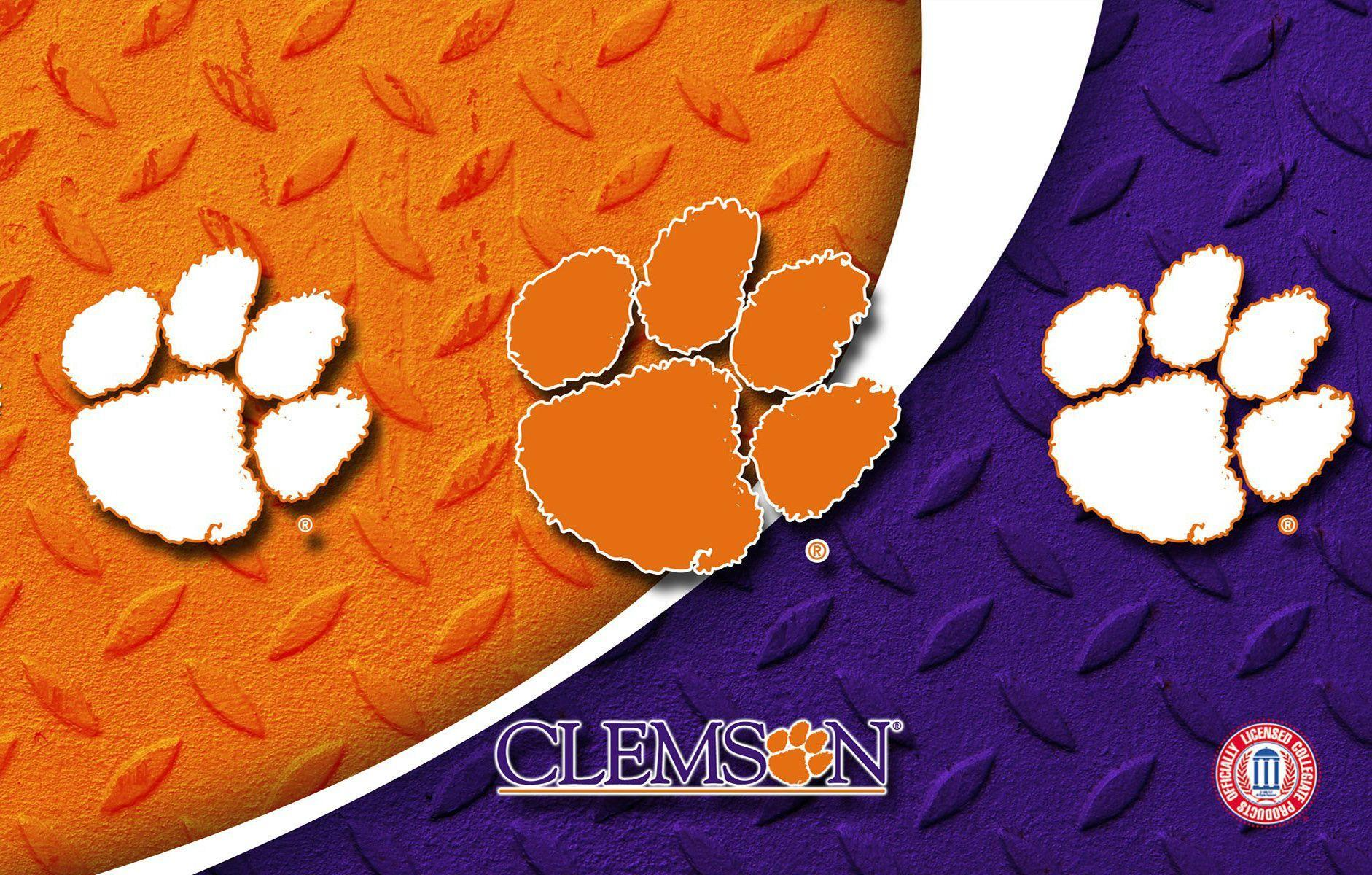 Clemson Tigers Wallpapers Wallpaper Cave