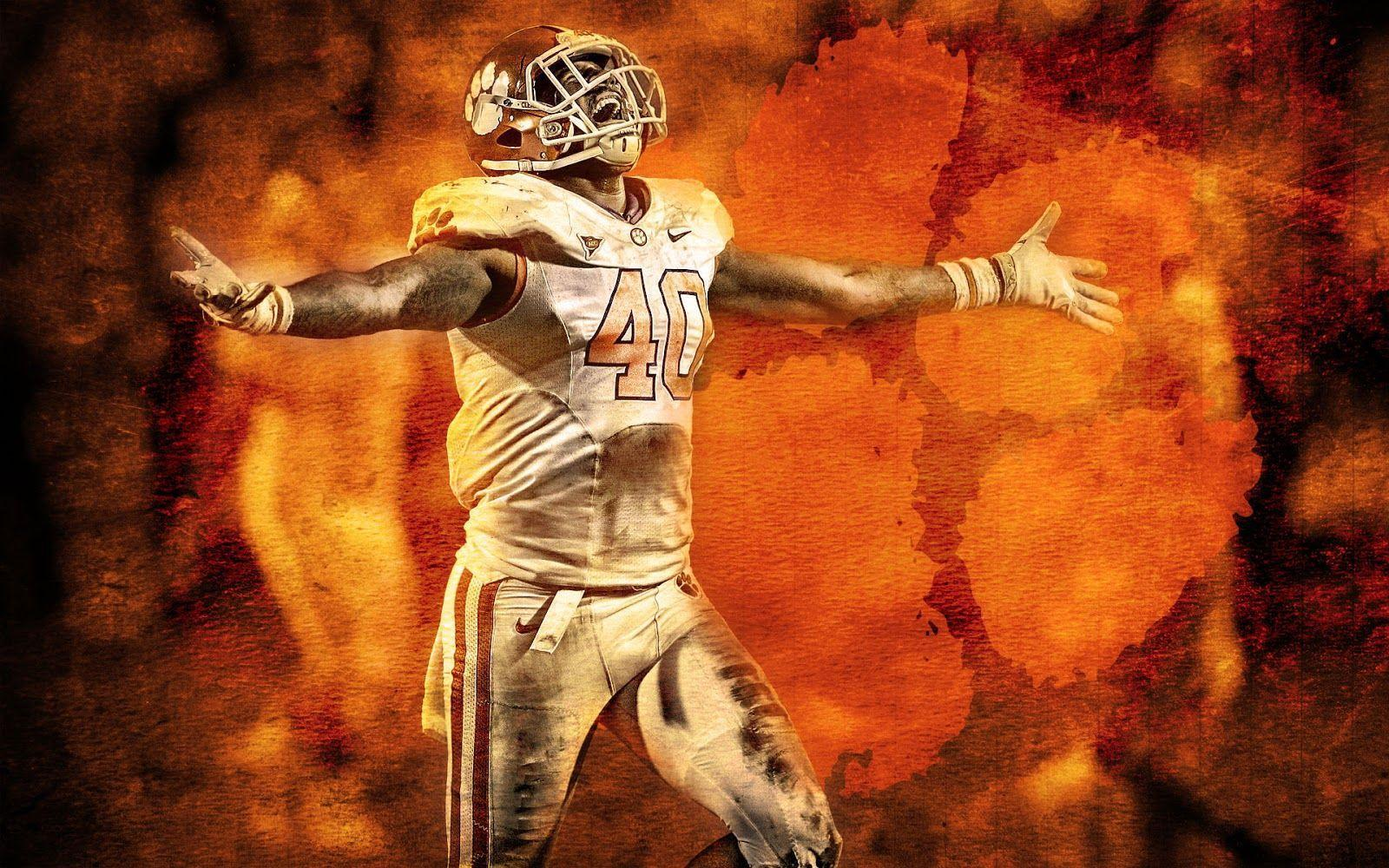 clemson tigers wallpaper - photo #14