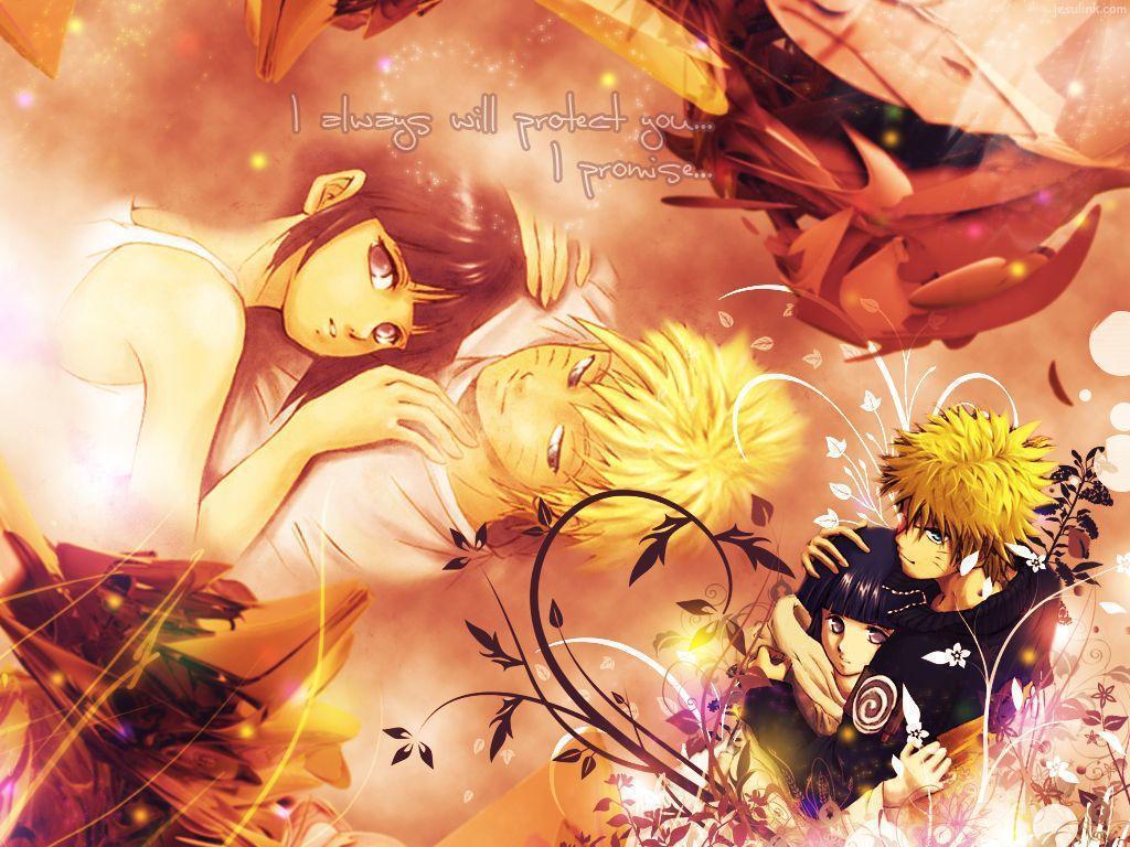 Naruto Dan Hinata Wallpapers Wallpaper Cave