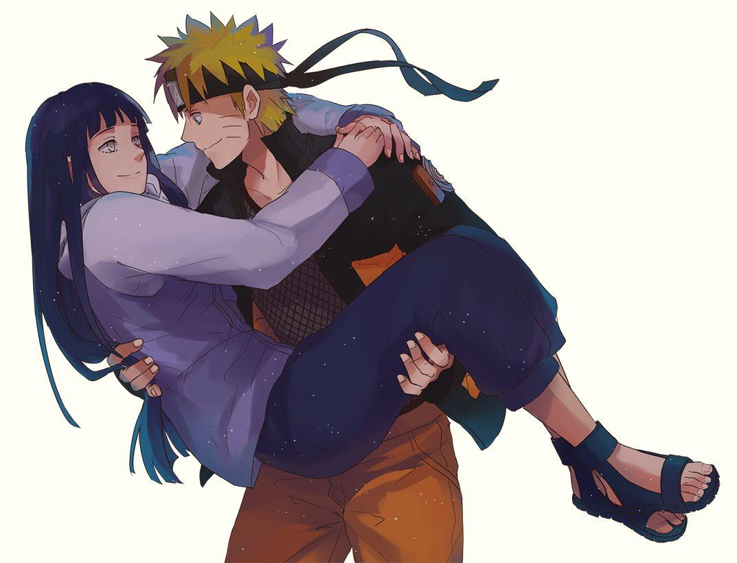 Naruto Dan Hinata Wallpapers Wallpaper Cave