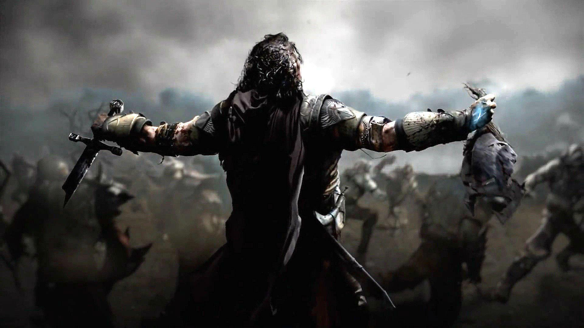 Shadow Of Mordor Wallpaper: Shadow Fight Wallpapers