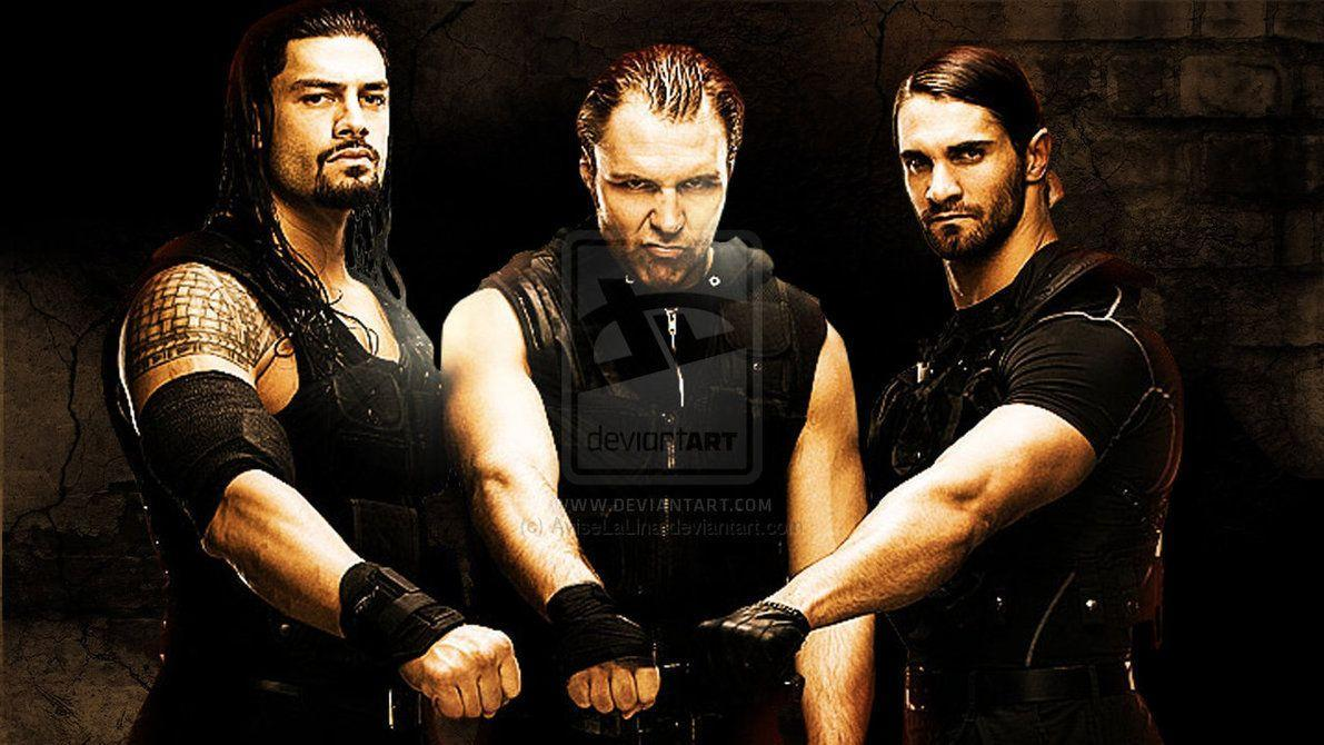Wwe The Shield Wallpapers Wallpaper Cave