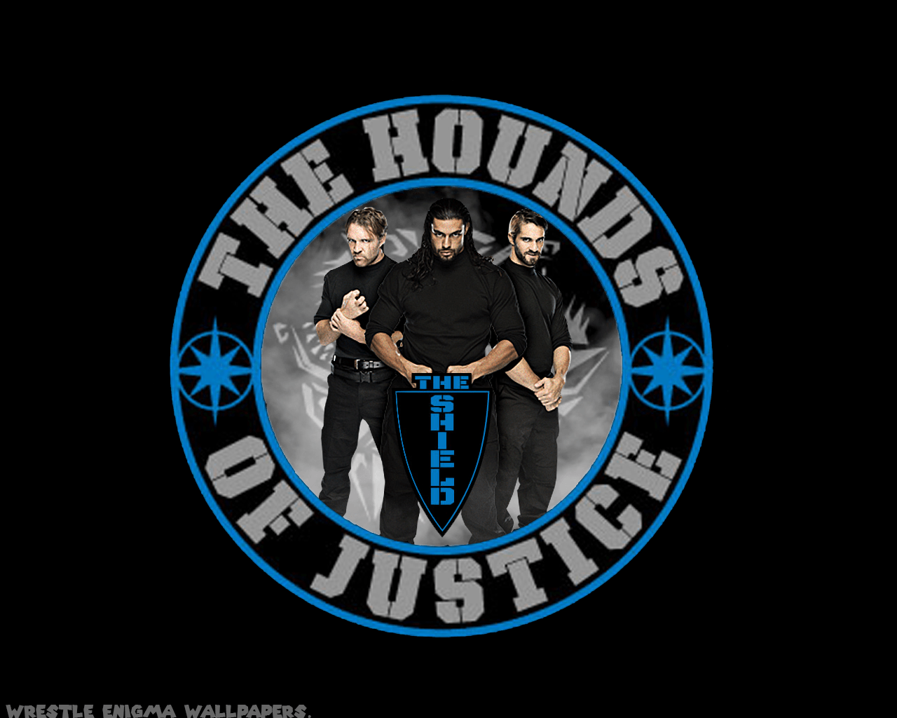WWE: The Shield Wallpapers