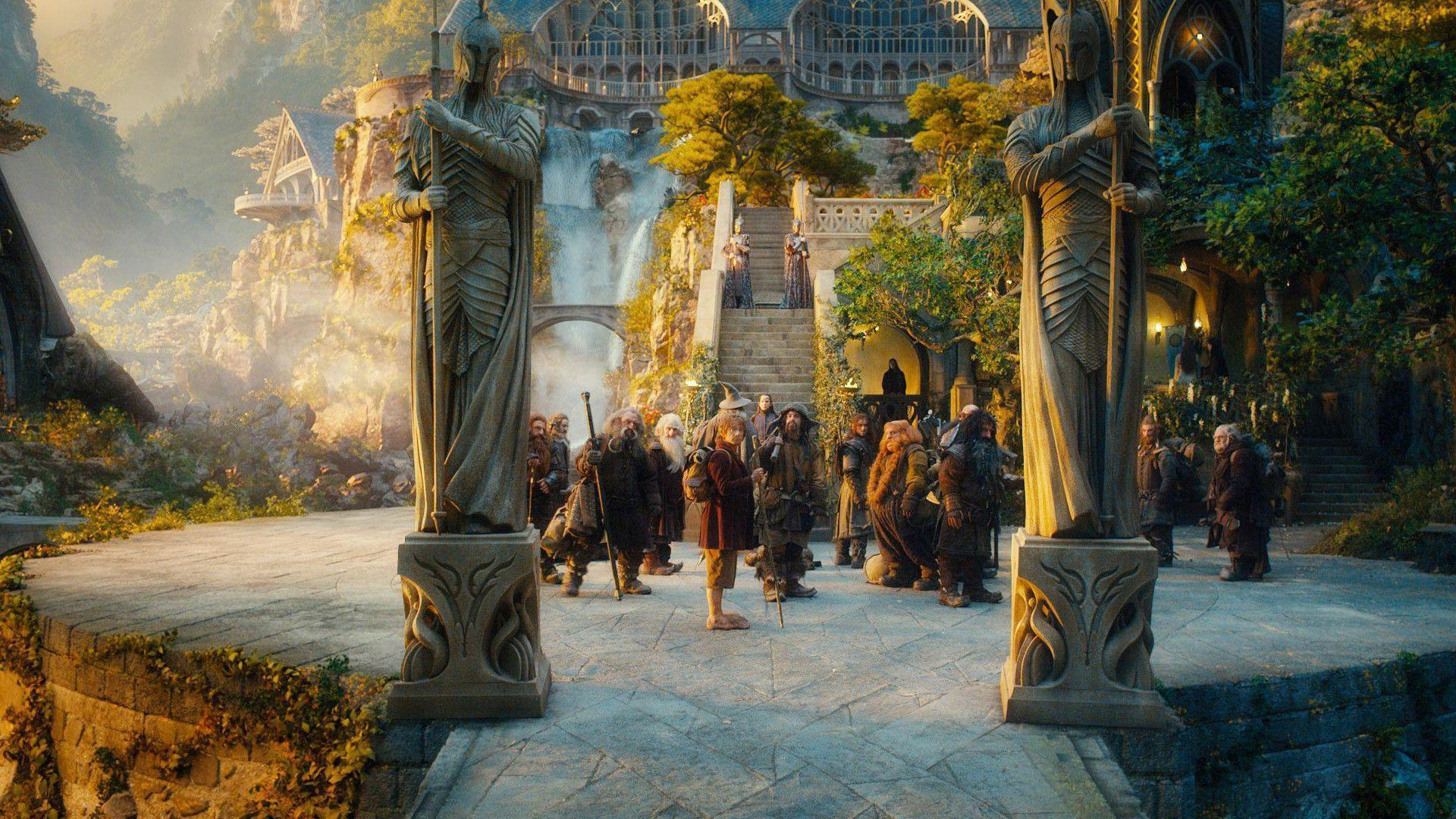 rivendell wallpaper-#25