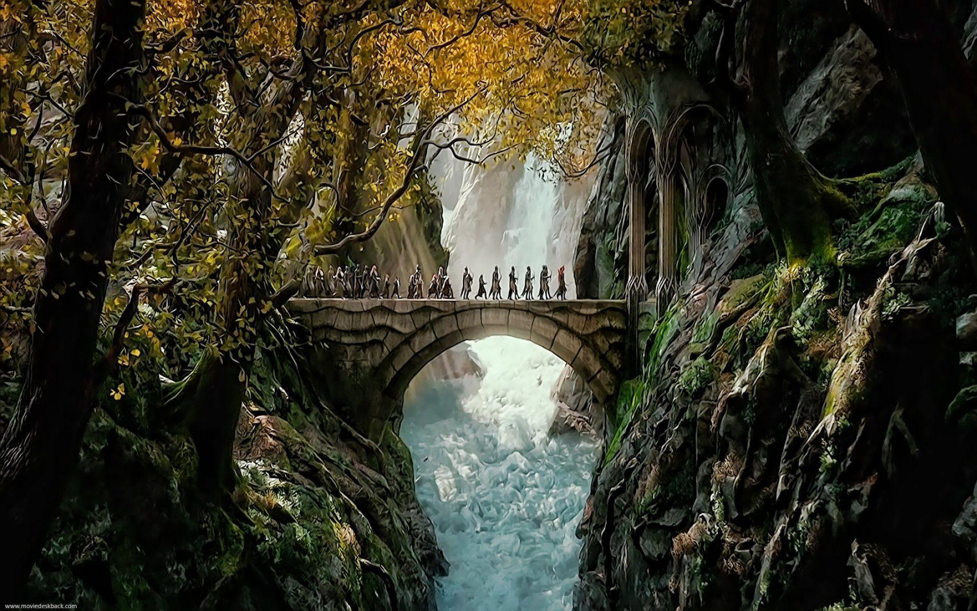 rivendell wallpaper - photo #13