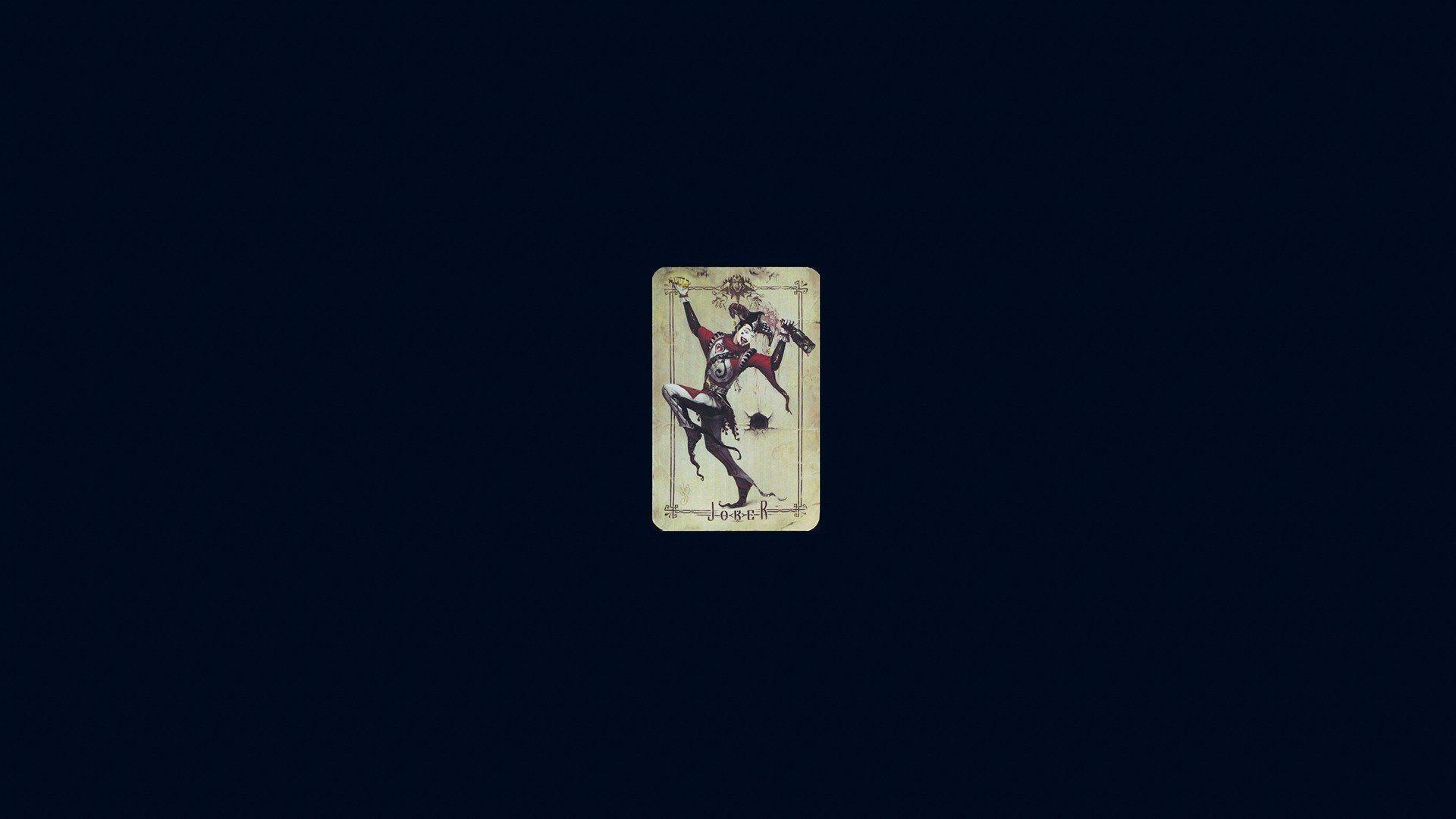 joker card wallpapers wallpaper cave
