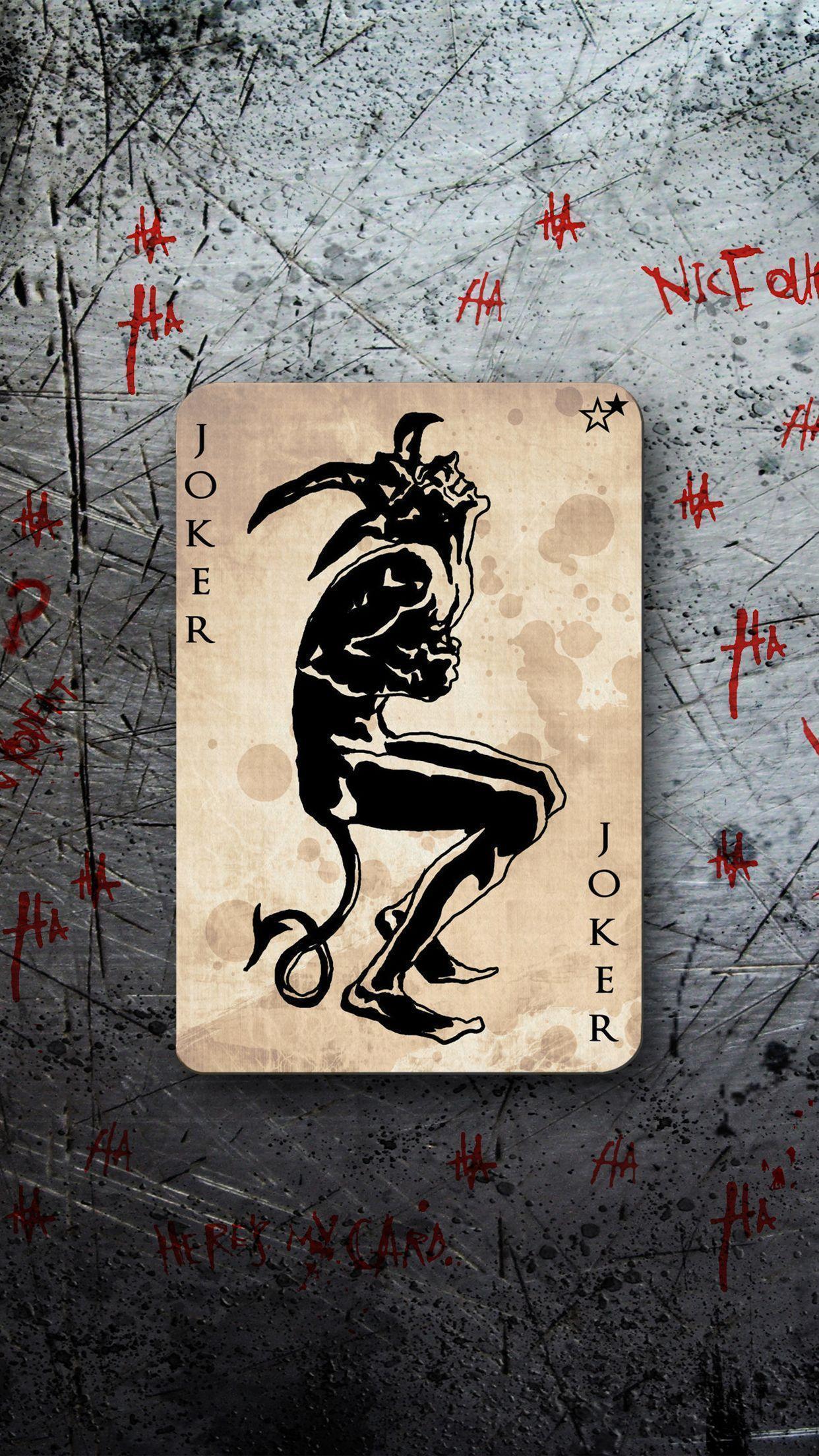 Joker Card Wallpapers - Wallpaper Cave