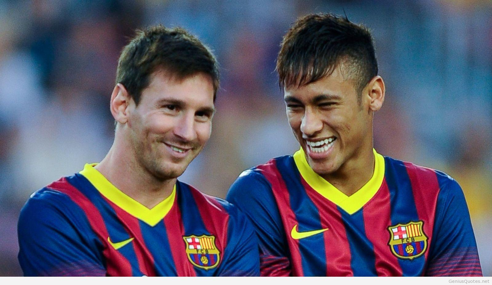 Neymar & Messi Wallpapers - Wallpaper Cave