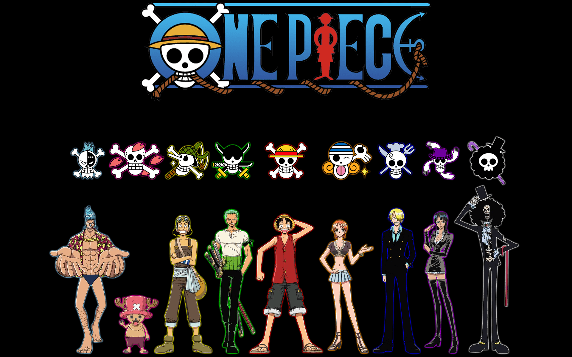 1266 One Piece HD Wallpapers