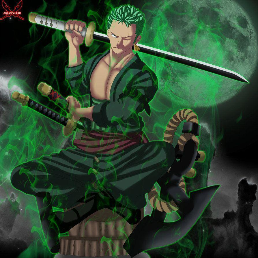 One Piece Zoro Wallpaper