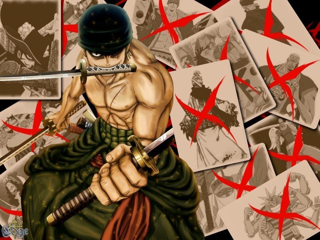 Zoro New World One Piece Wallpaper HD 2013