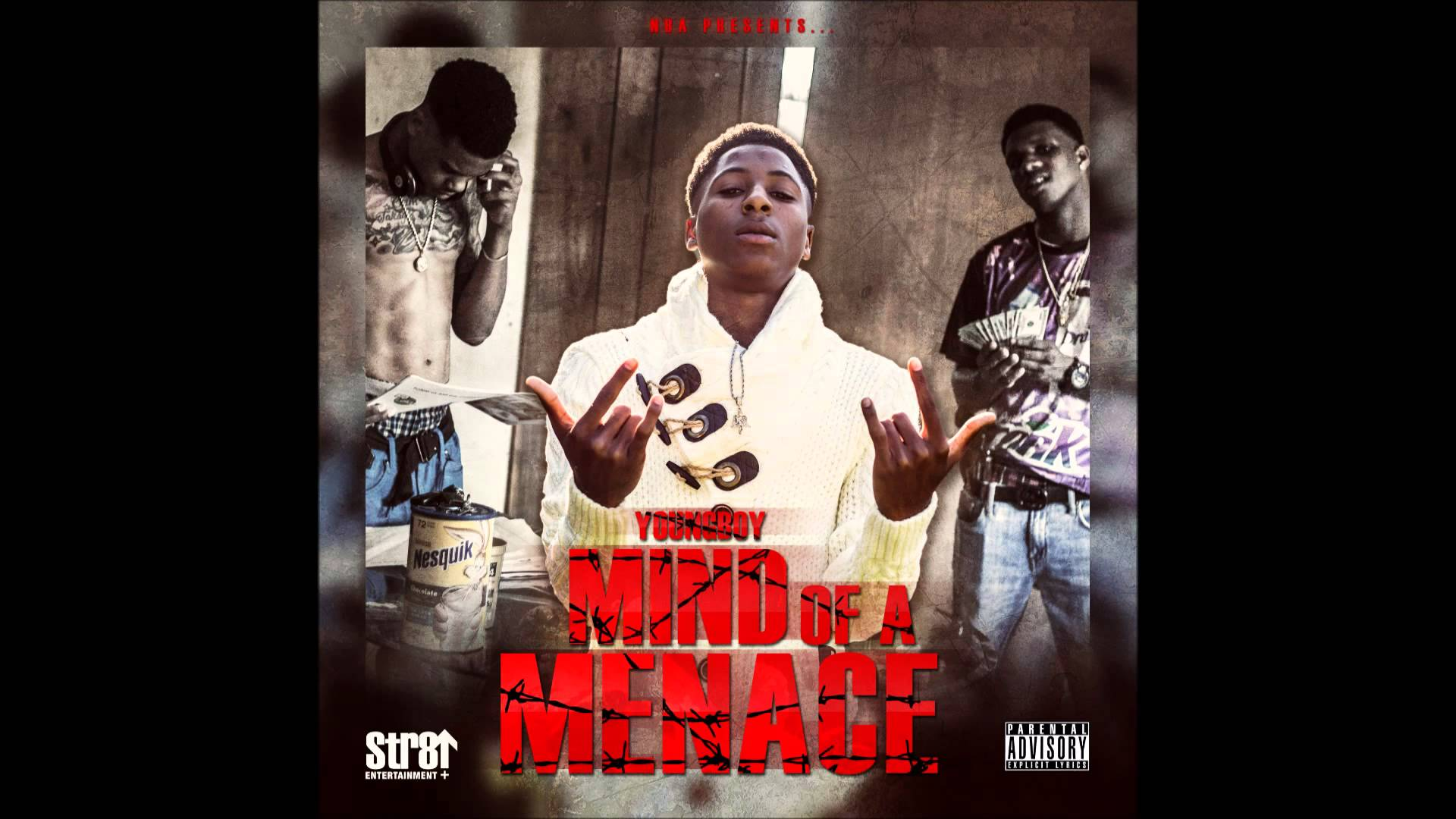 NBA YoungBoy-Intro-Mind Of A Menace - YouTube