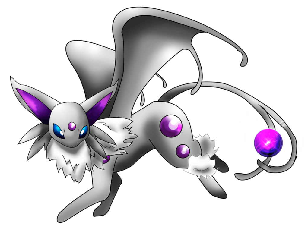 Mega Espeon Wallpapers - Wallpaper Cave
