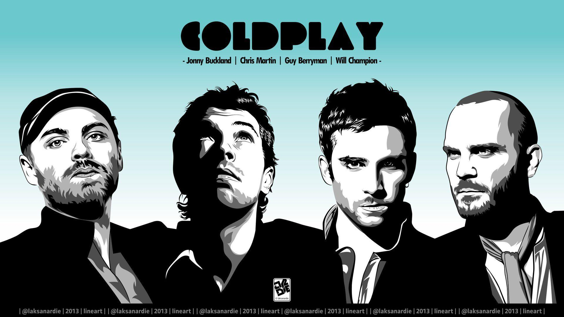 COLDPLAY alternative rock britpop wallpaper | 1920x1080 | 480272 ...
