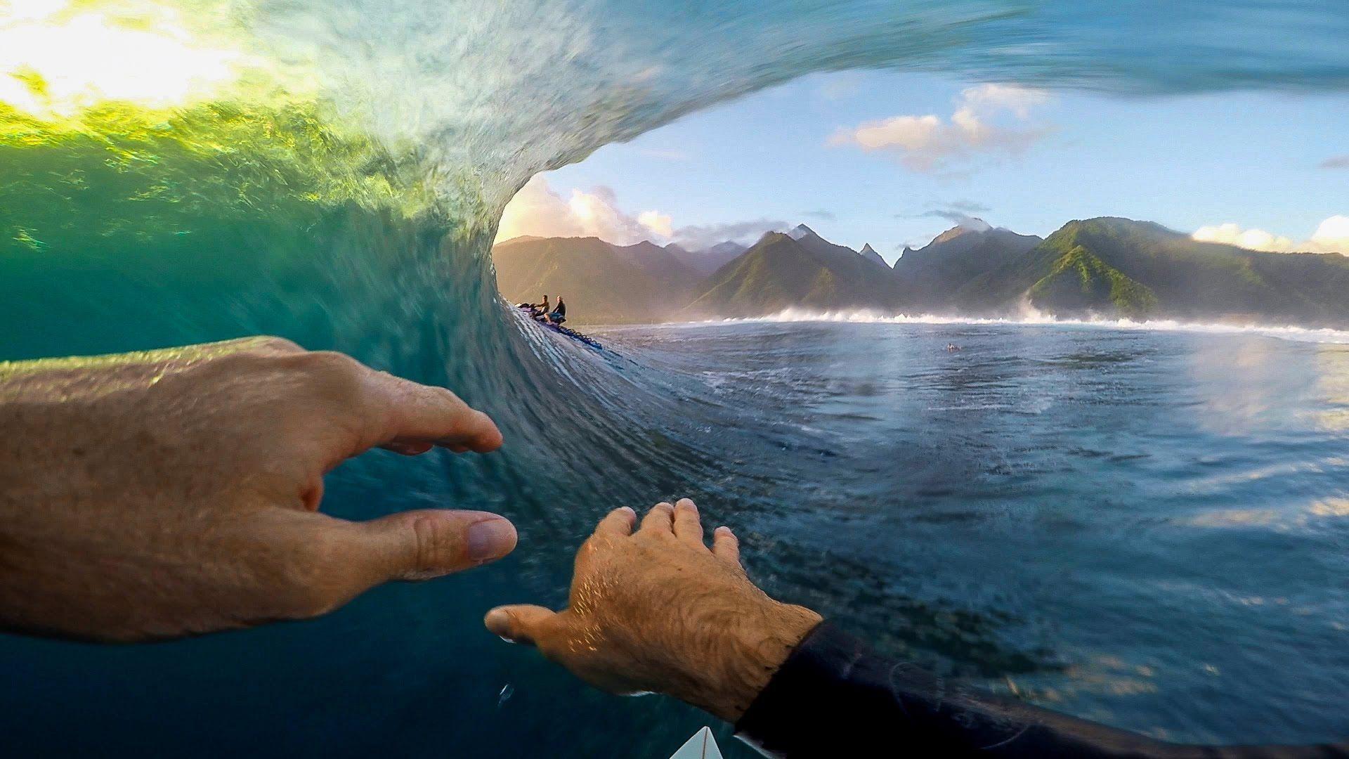Teahupo'o Surf Wallpapers - Wallpaper Cave