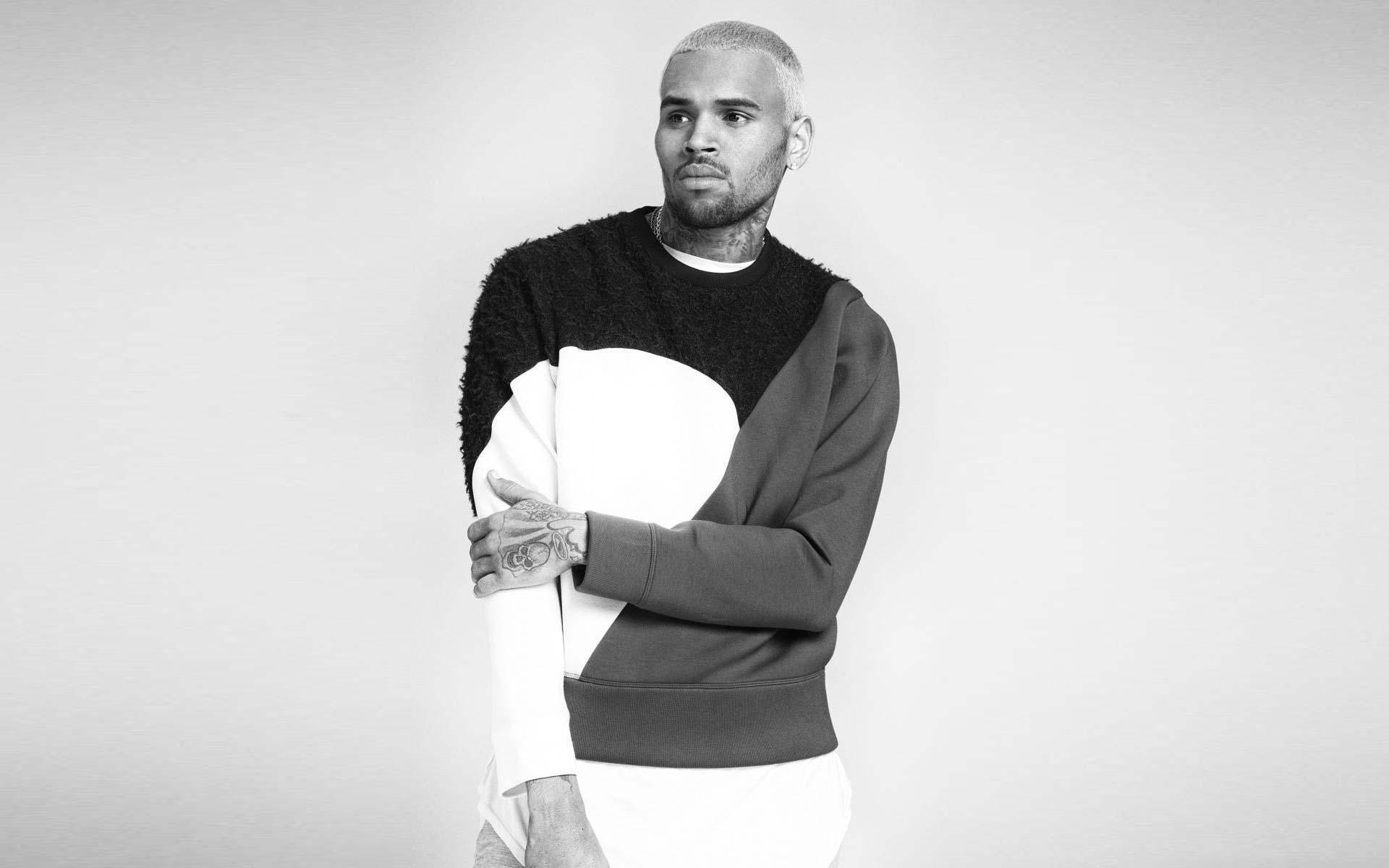 Chris Brown 2017 Wallpapers Wallpaper Cave