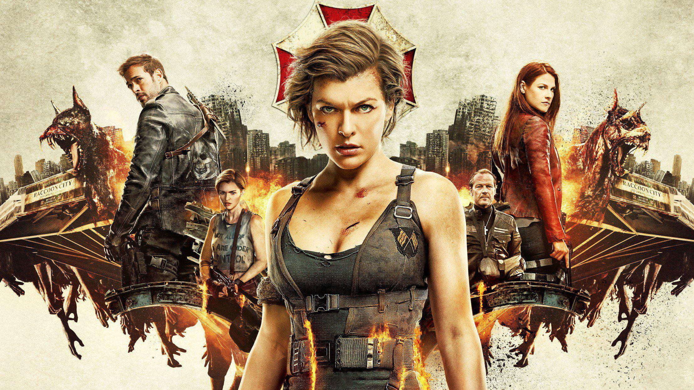 Resident Evil: The Final Chapter Wallpapers - Wallpaper Cave