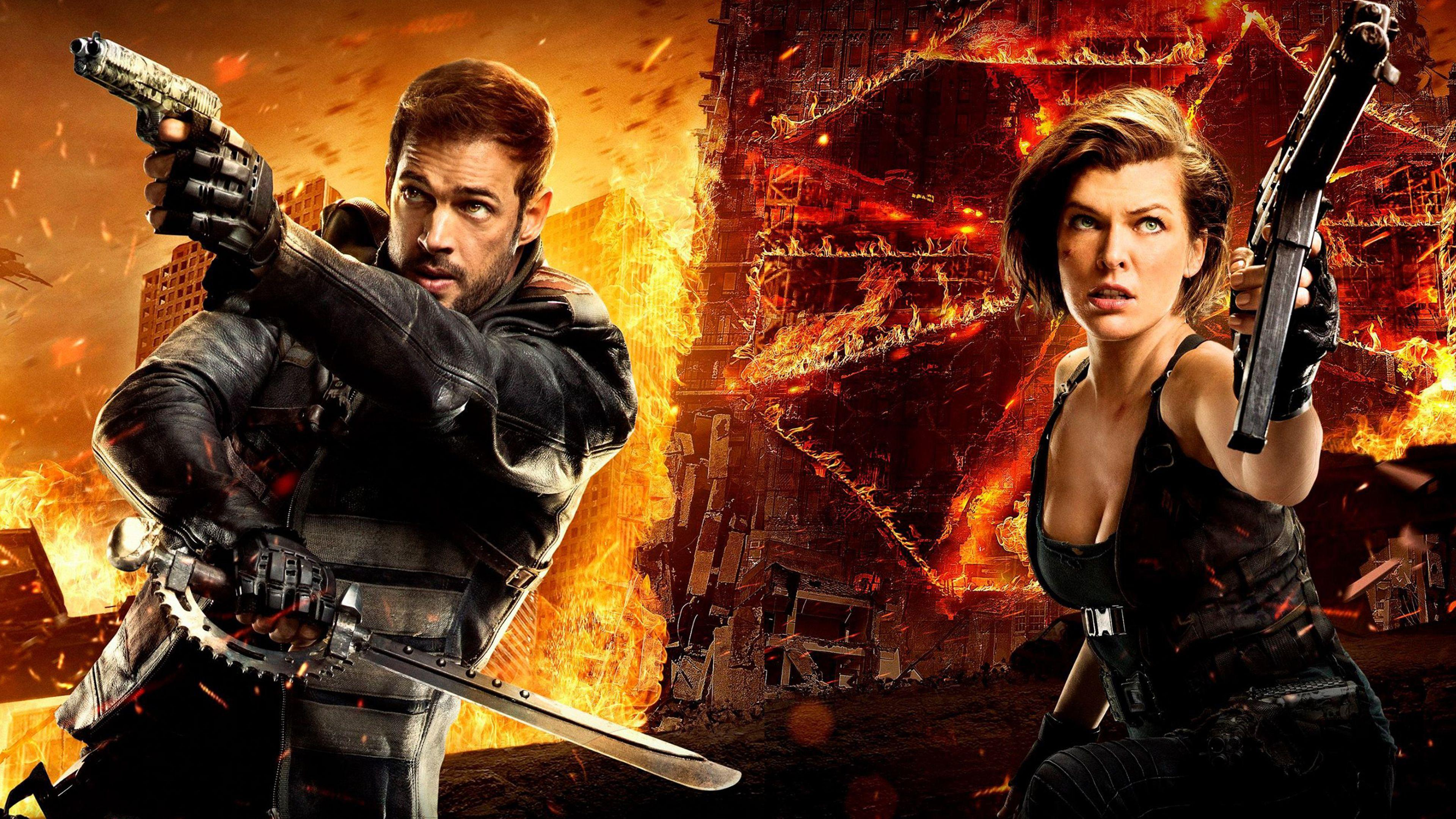 Resident Evil The Final Chapter 24: Resident Evil: The Final Chapter Wallpapers