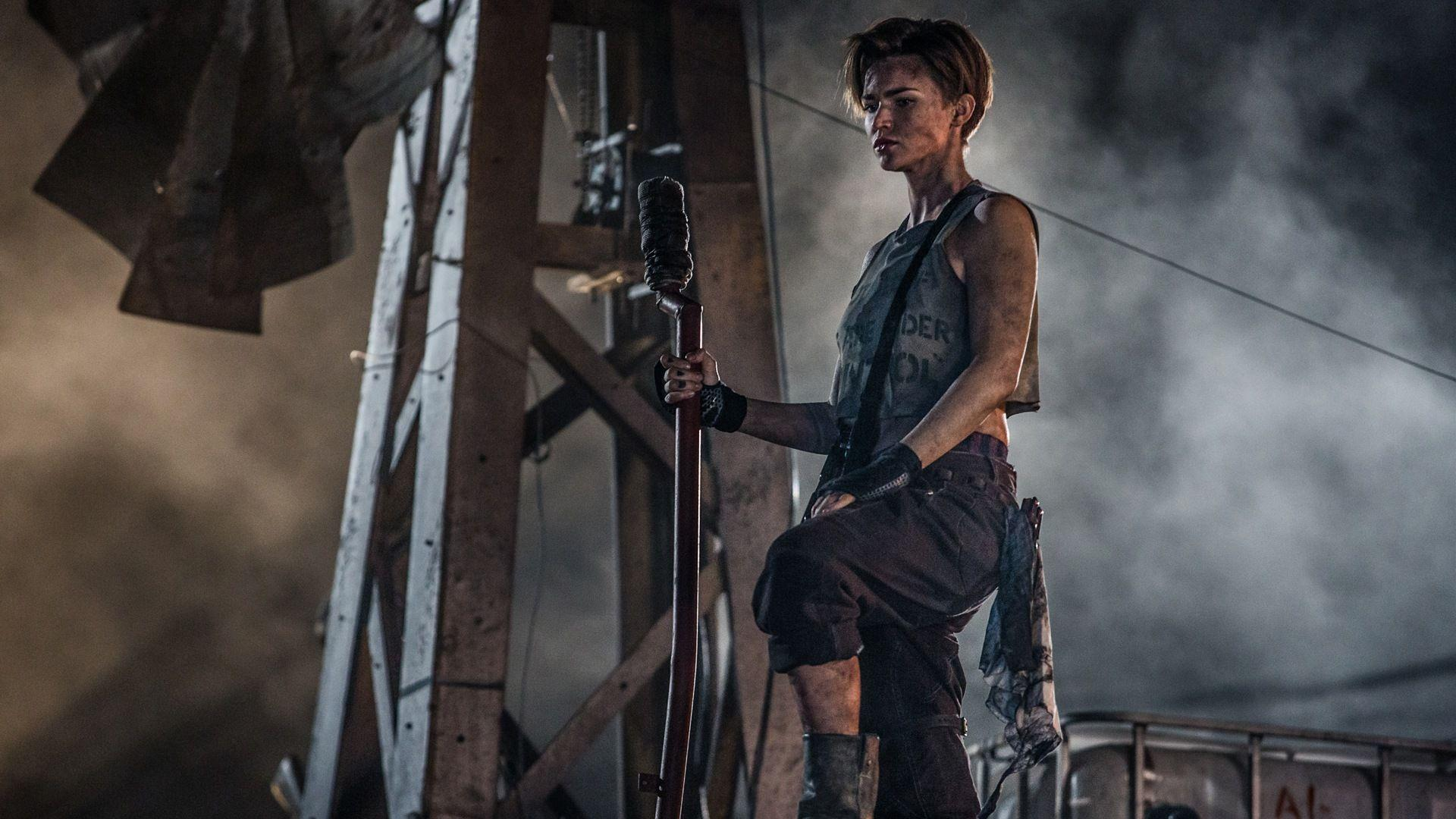 Ruby Rose Drops Resident Evil The Final Chapter Movie: Resident Evil: The Final Chapter Wallpapers