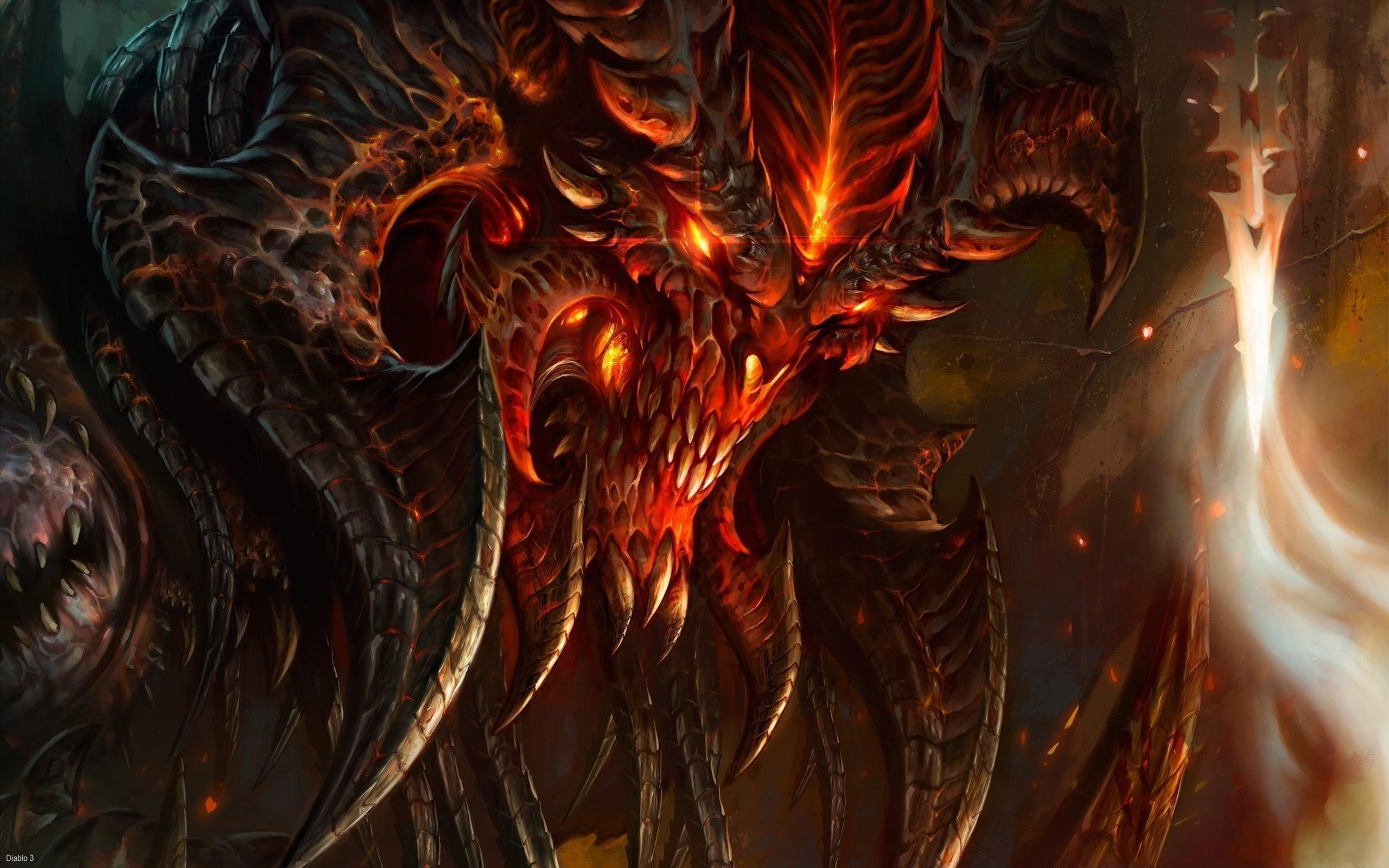 54 Diablo HD Wallpapers