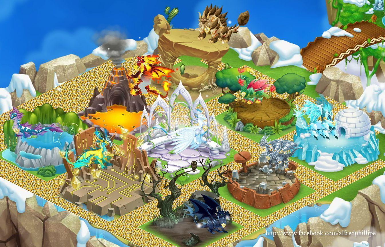 Dragon City Wallpapers   Wallpaper Cave