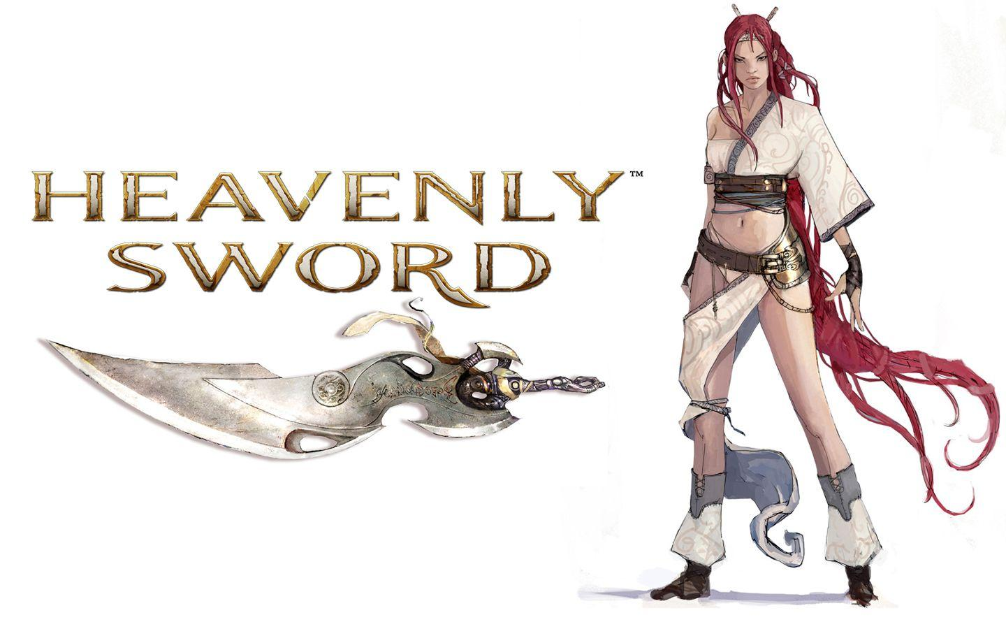 Heavenly Sword Nariko Wallpapers Wallpaper Cave