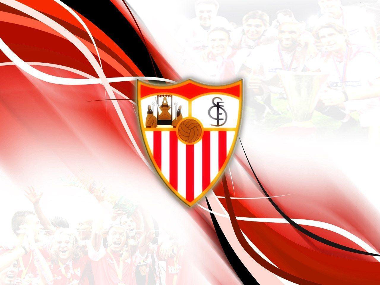 Sevilla FC Zoom Background