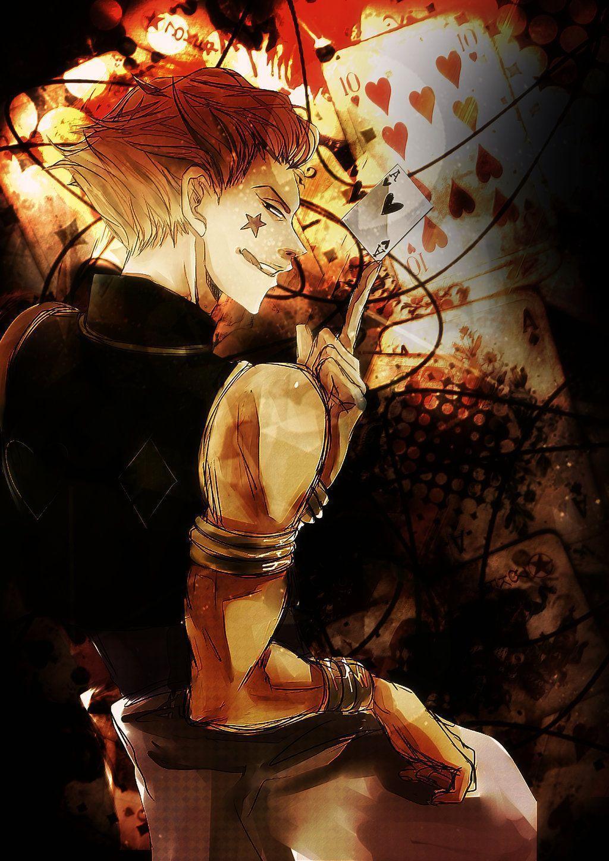Hisoka Hunter × Hunter Wallpapers - Wallpaper Cave