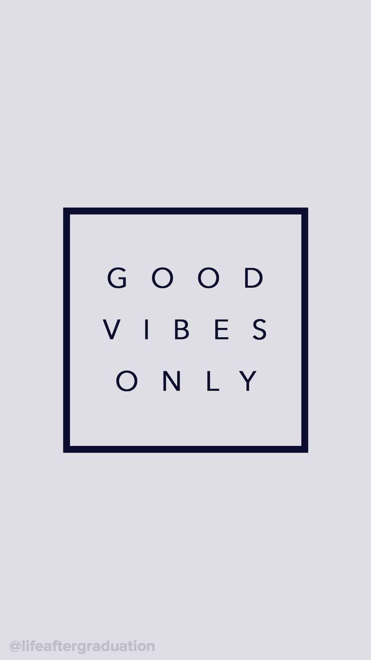 Good Vibes Only Wallpapers Wallpaper Cave